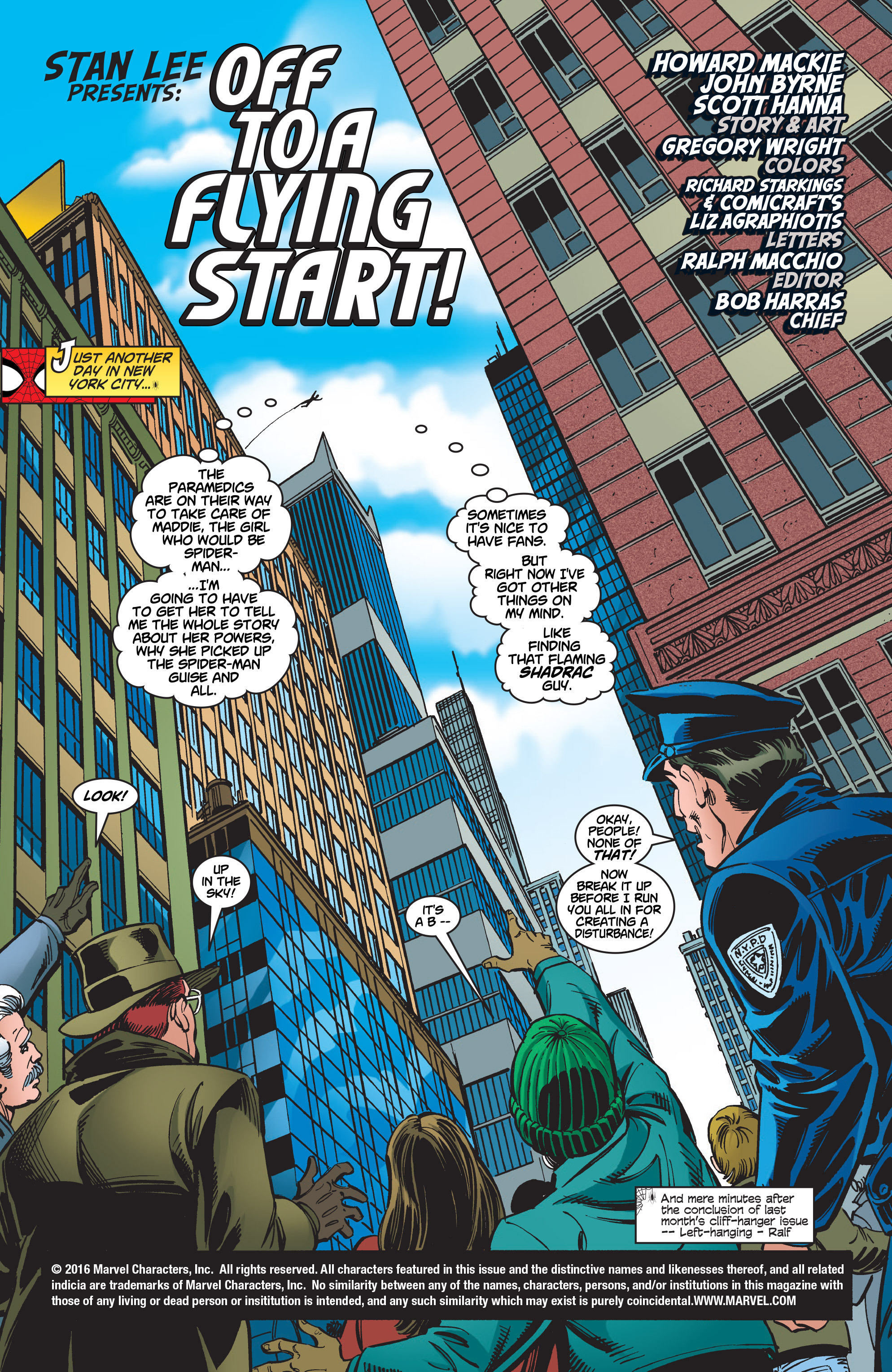 The Amazing Spider-Man (1999) 3 Page 1