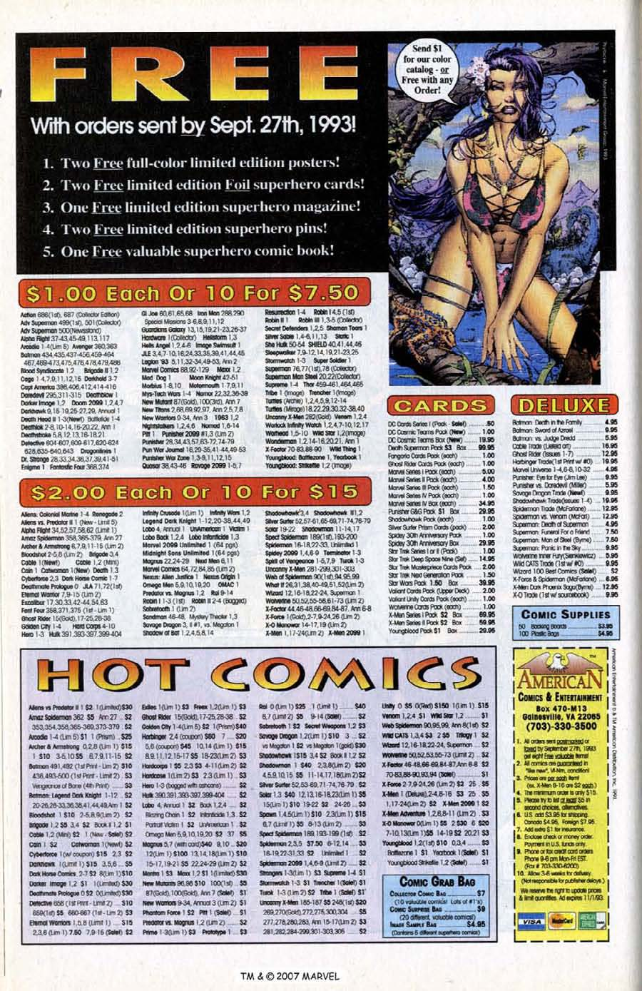 Read online Silver Surfer (1987) comic -  Issue # _Annual 6 - 50