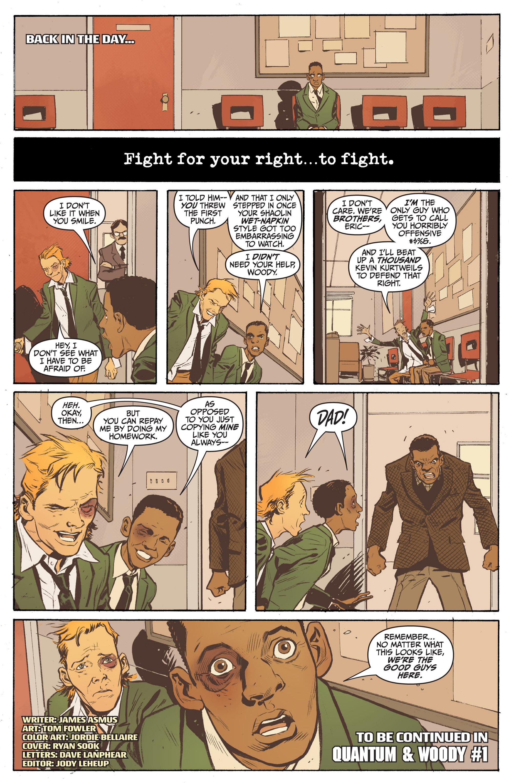 Read online Shadowman (2012) comic -  Issue #0 - 30