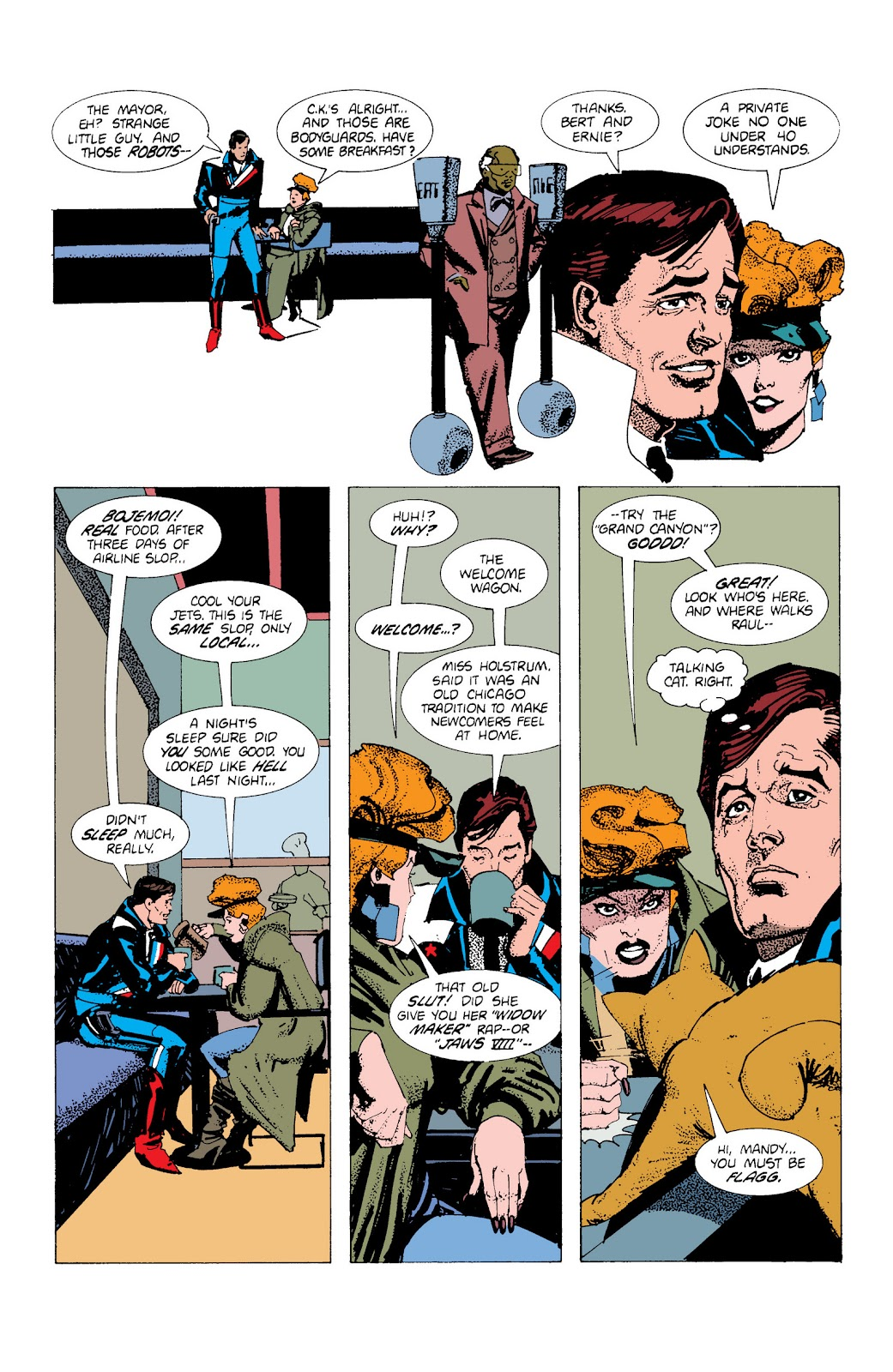 American Flagg! issue Definitive Collection (Part 1) - Page 33