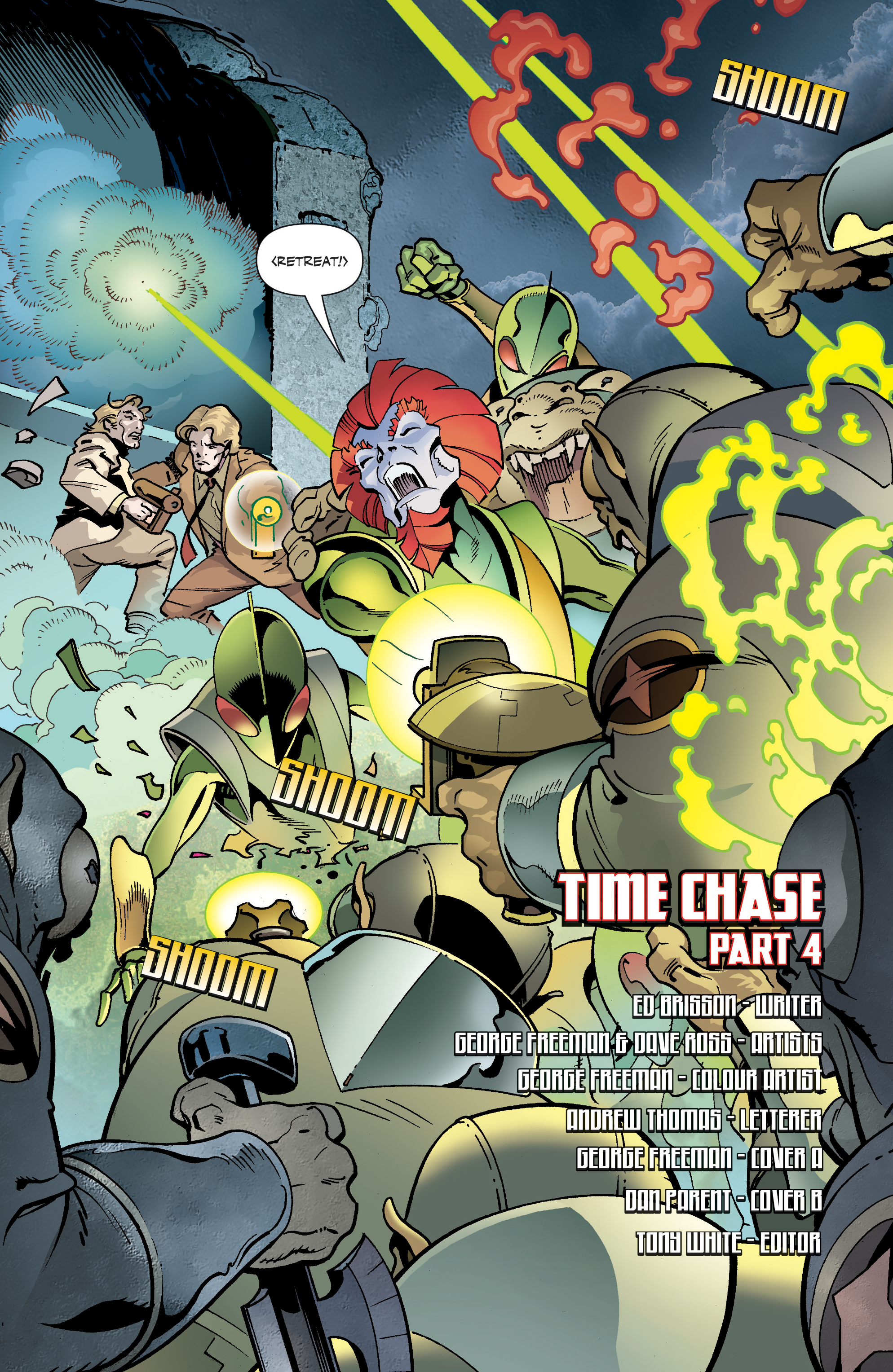 Read online All-New Classic Captain Canuck comic -  Issue #4 - 3