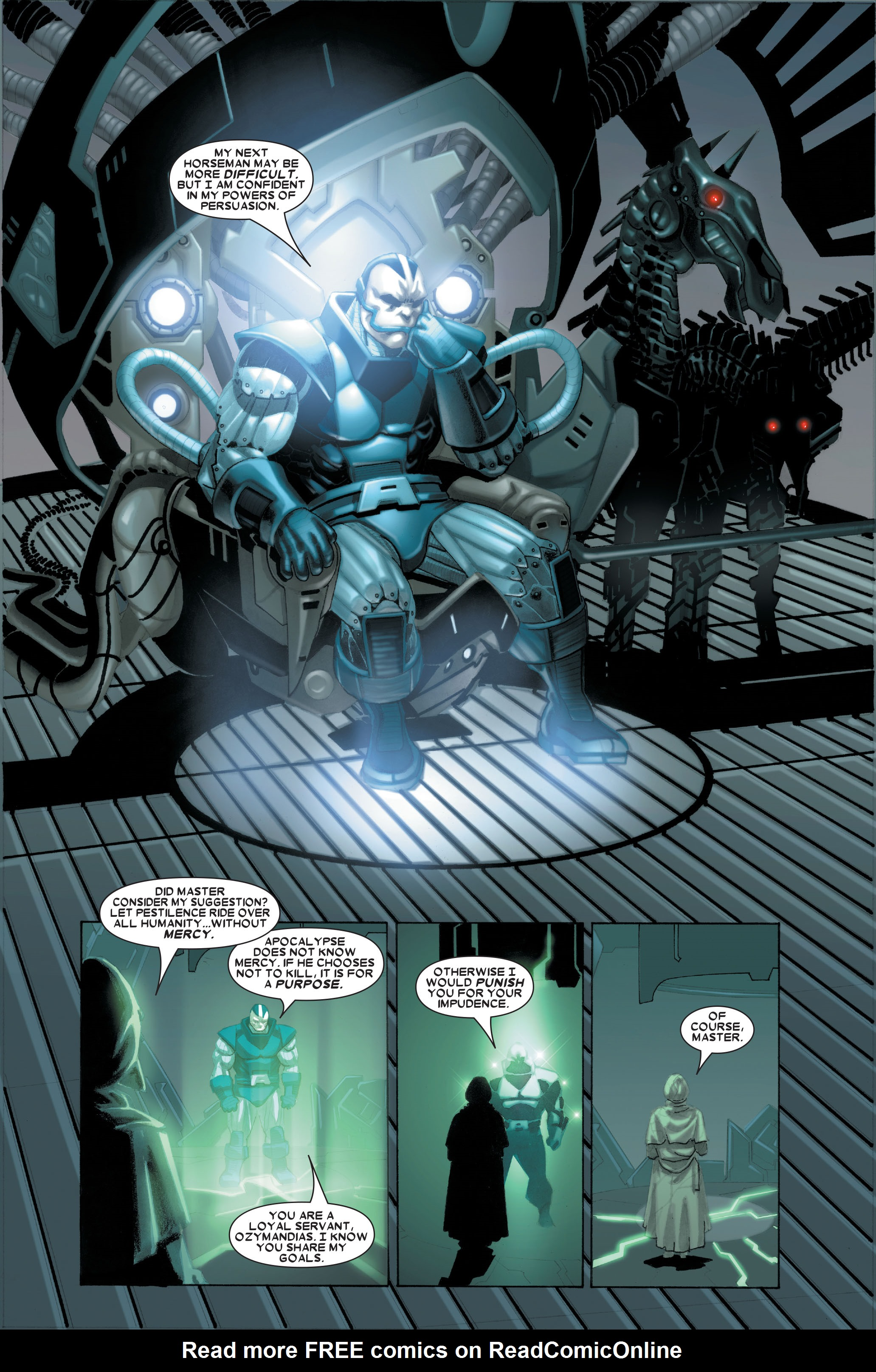 X-Men (1991) 182 Page 11