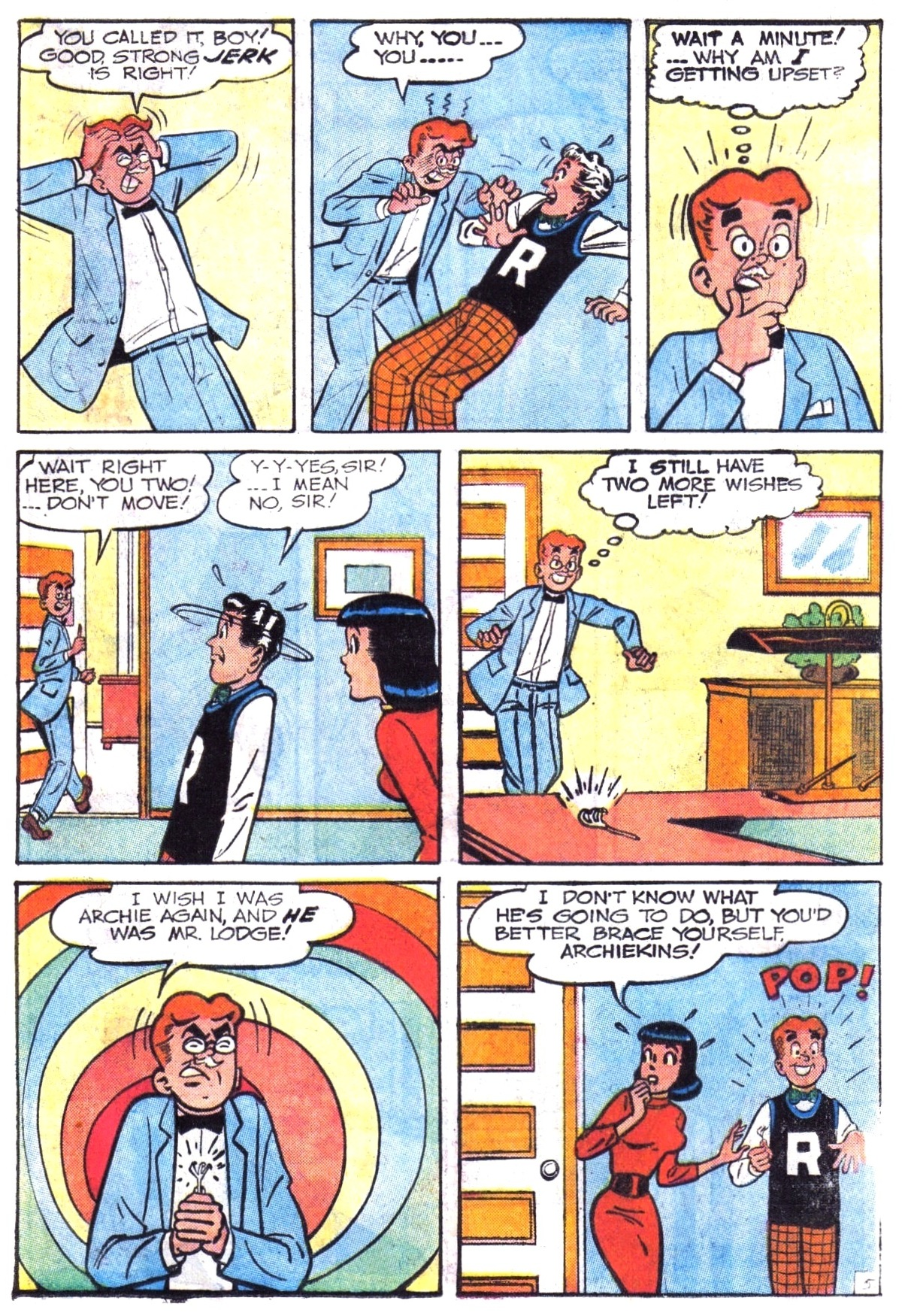 Read online Archie (1960) comic -  Issue #128 - 17