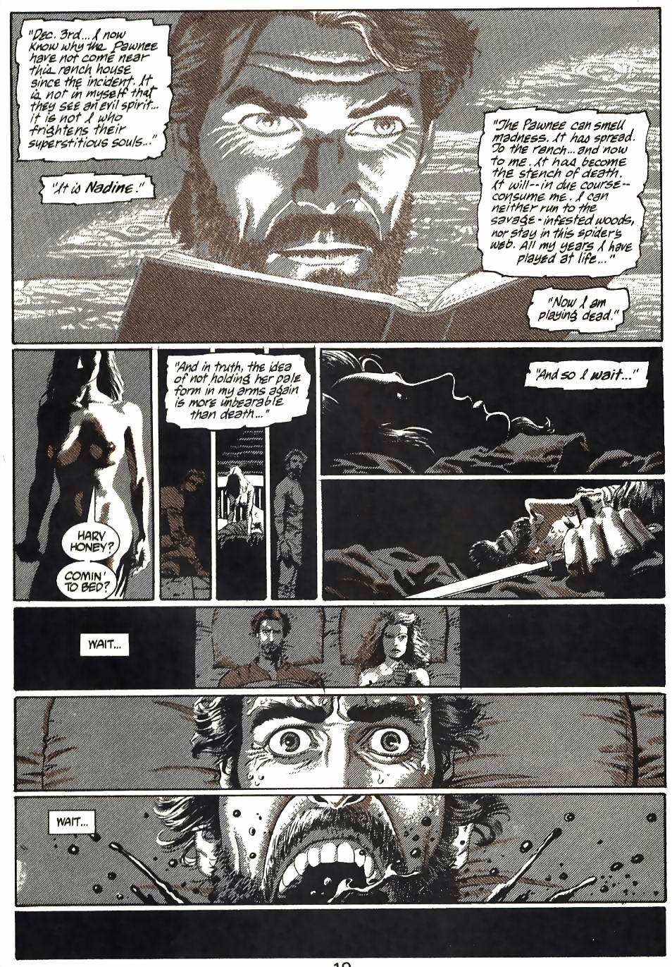 Read online Flinch comic -  Issue #4 - 22