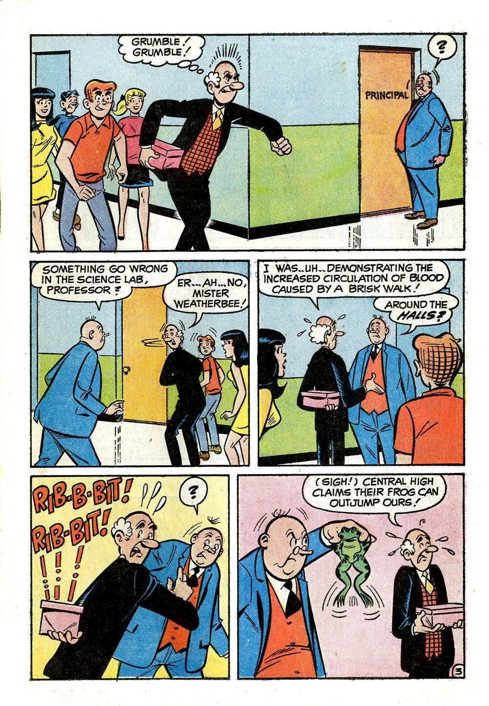 Read online Archie (1960) comic -  Issue #210 - 15