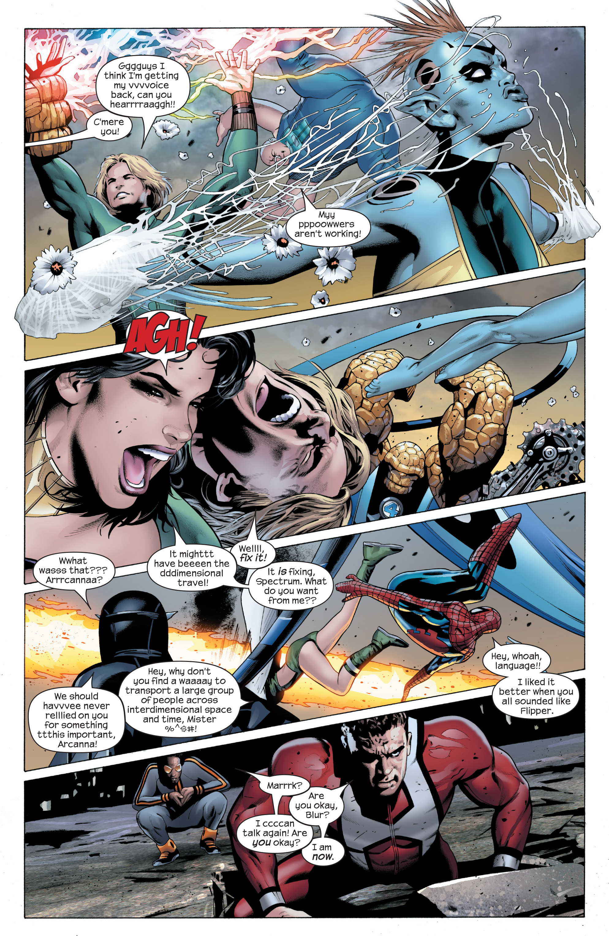 Read online Ultimate Power comic -  Issue #2 - 14