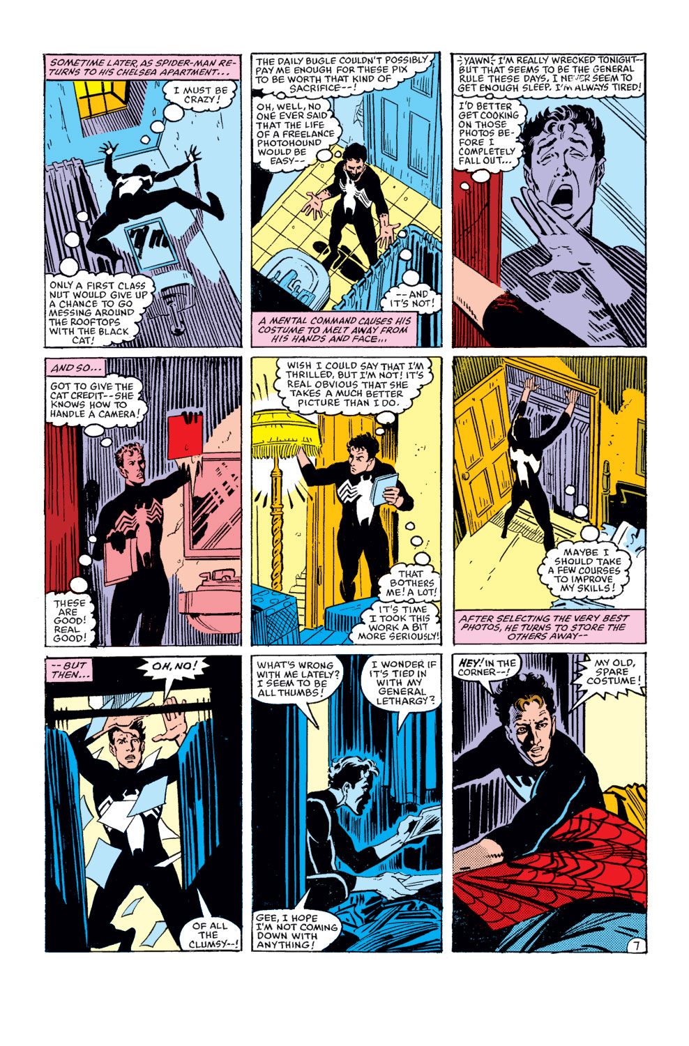 The Amazing Spider-Man (1963) 256 Page 7