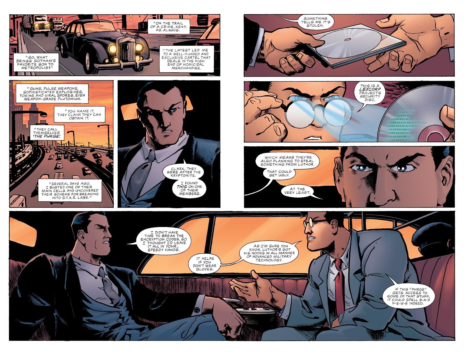 Batman/Superman/Wonder Woman: Trinity issue 1 - Page 19