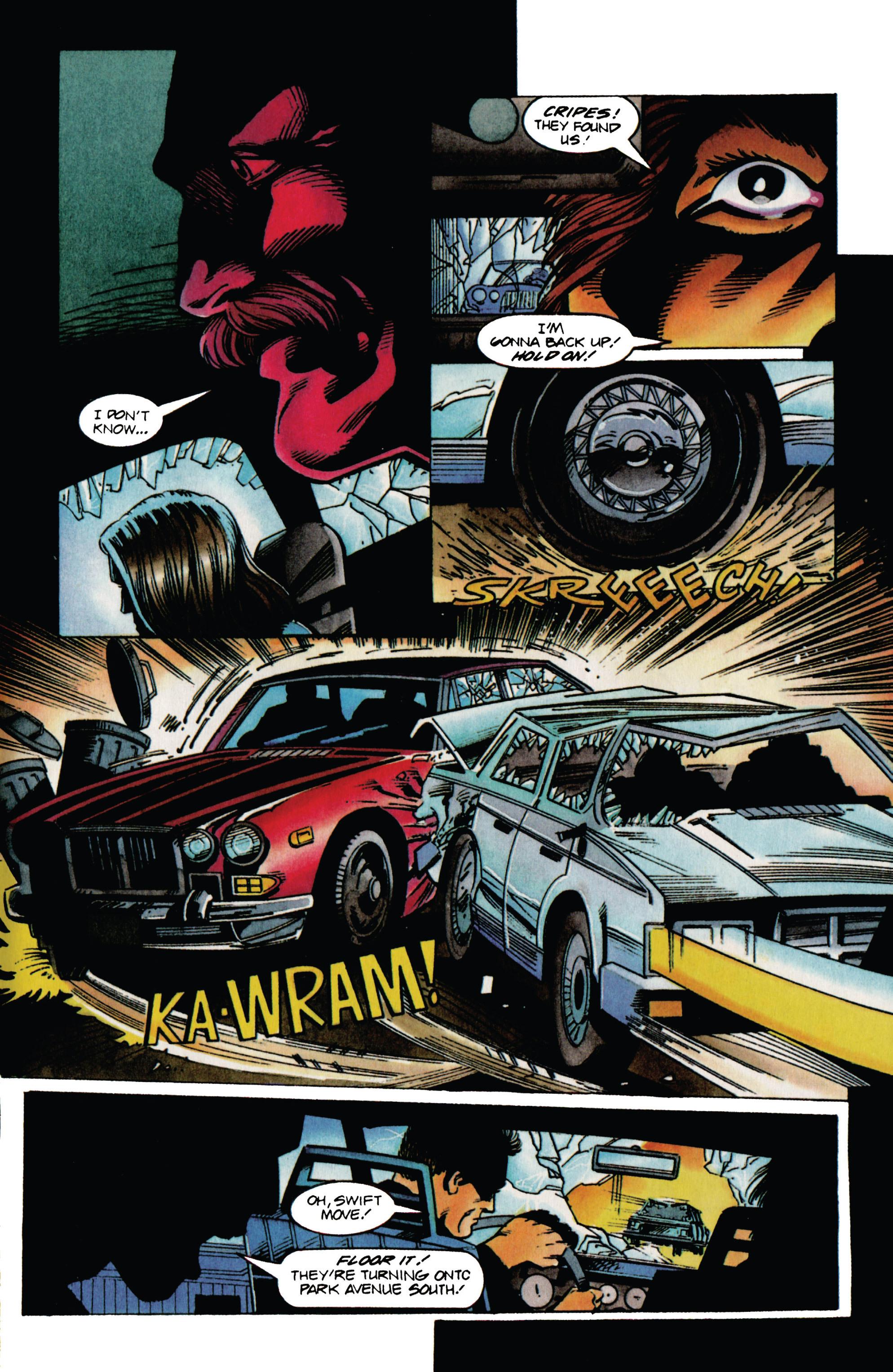 Read online Eternal Warrior (1992) comic -  Issue #30 - 14