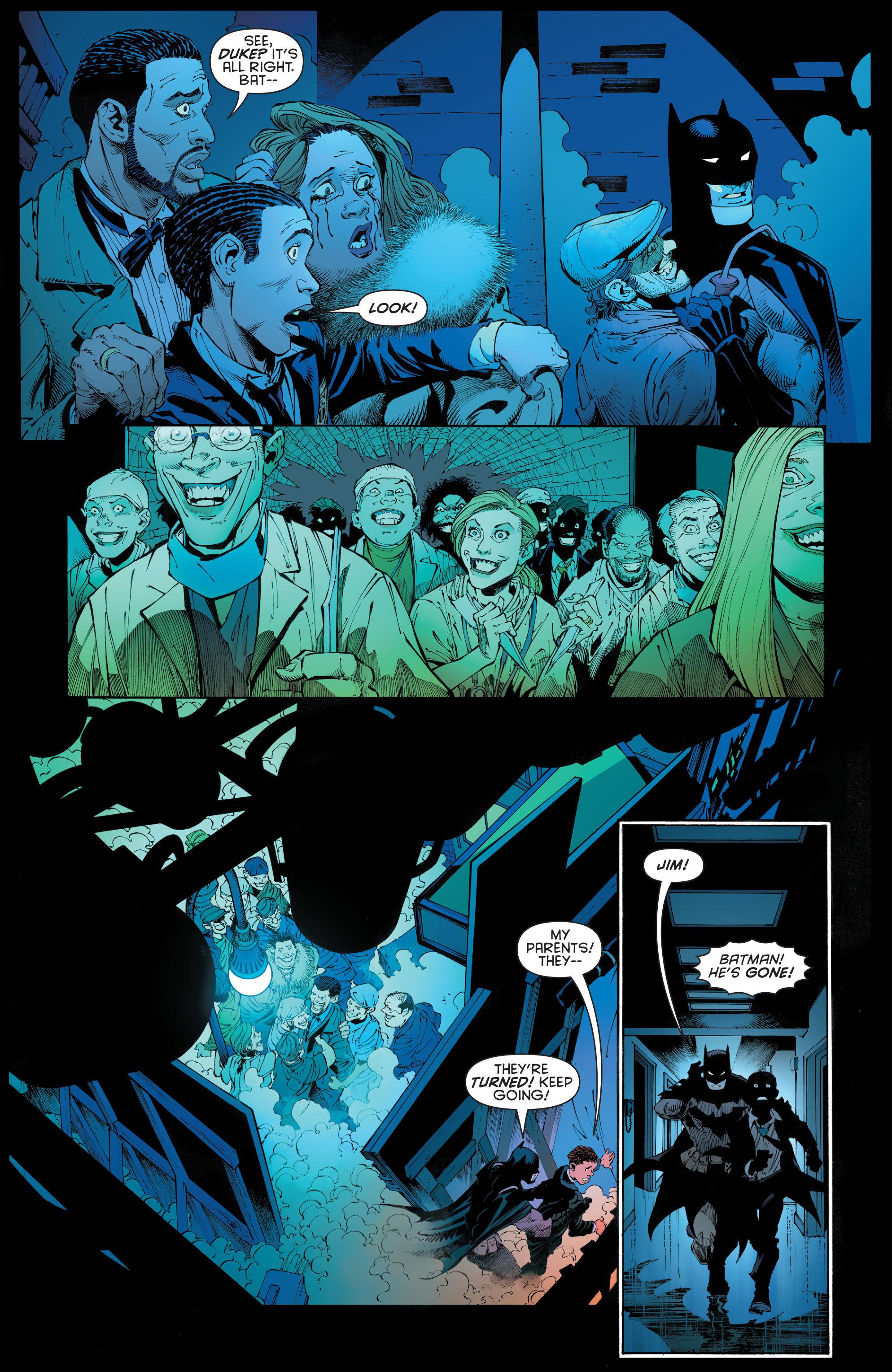 Read online Batman (2011) comic -  Issue # _TPB 7 - 74