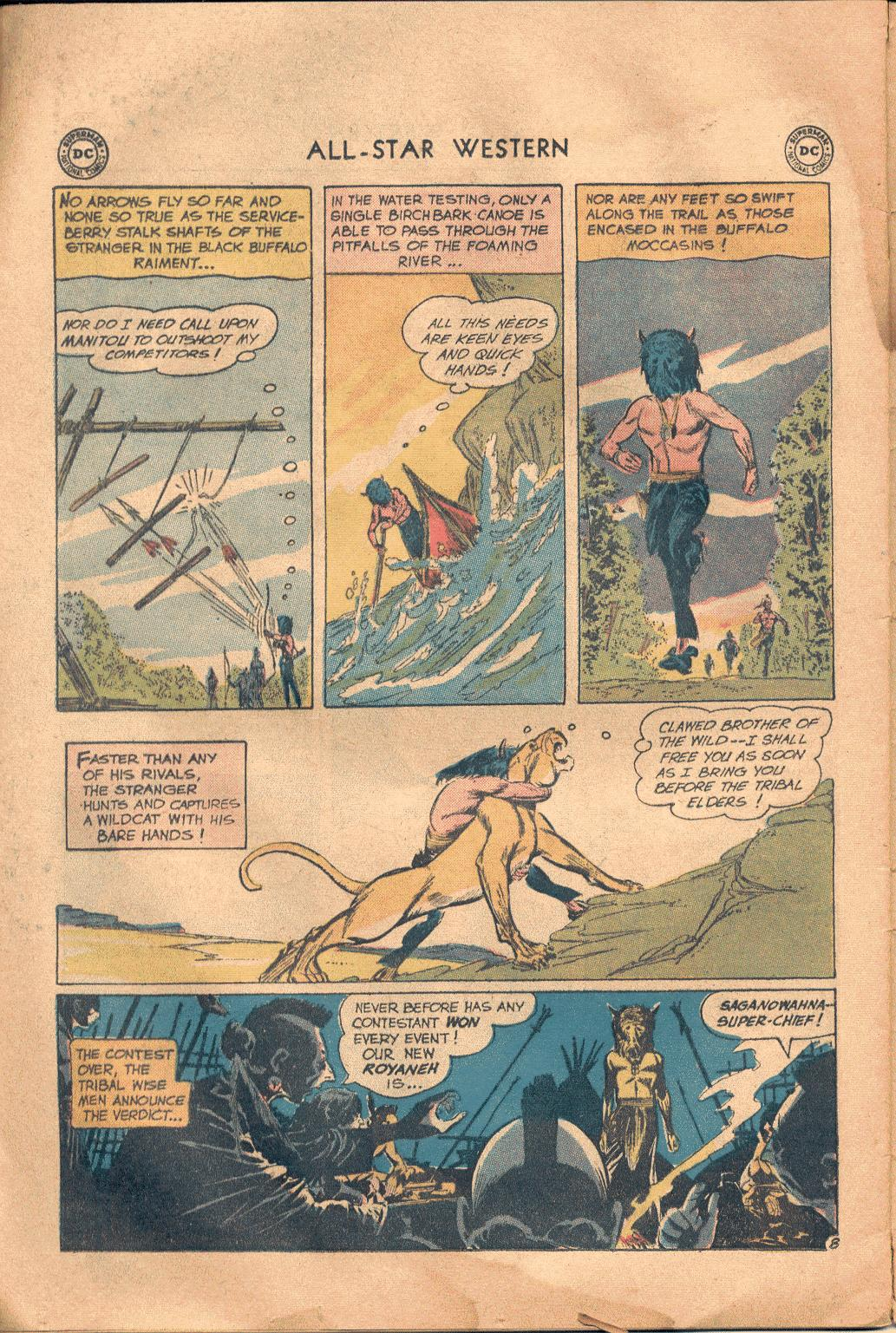 Read online All-Star Western (1951) comic -  Issue #117 - 27