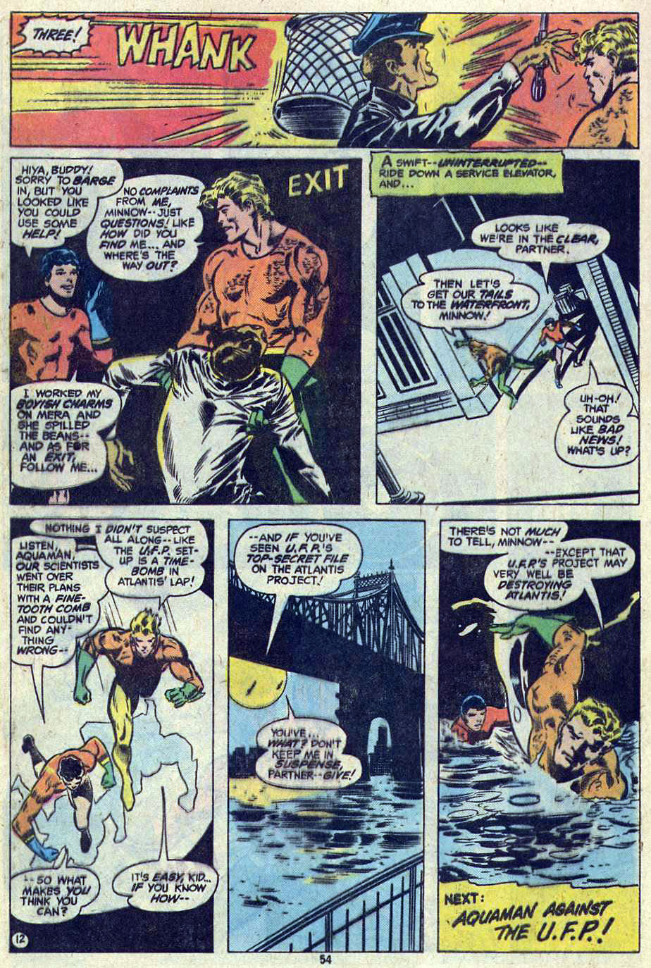 Read online Adventure Comics (1938) comic -  Issue #461 - 54