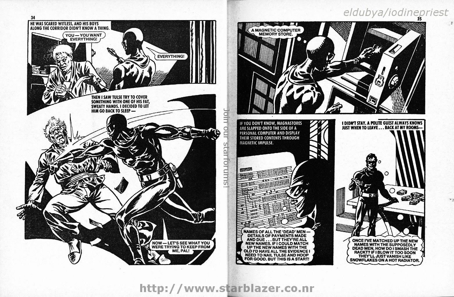 Starblazer issue 207 - Page 19