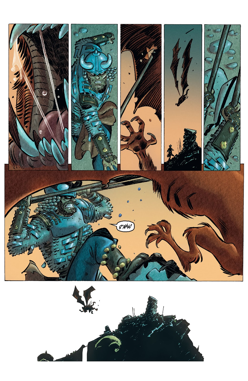 The Cimmerian: Queen of the Black Coast issue 2 - Page 17