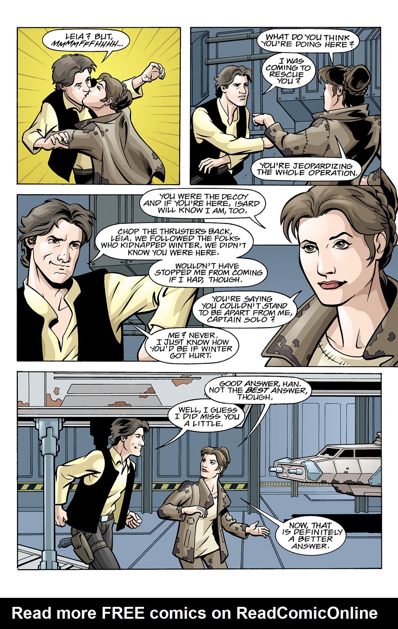 Read online Star Wars Omnibus comic -  Issue # Vol. 3 - 252