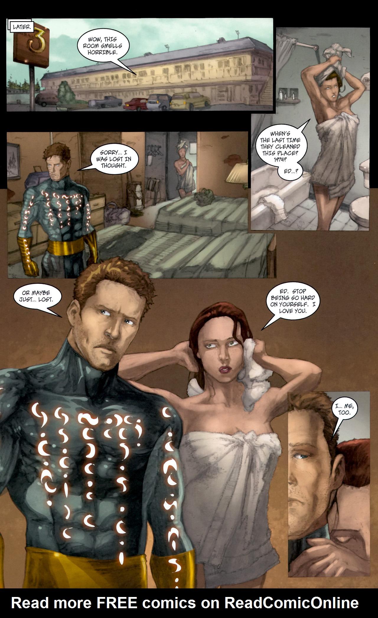 Read online Phoenix comic -  Issue #3 - 14