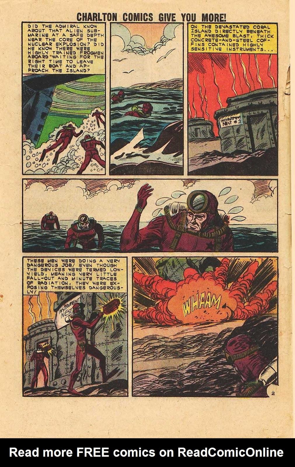 Read online Fightin' Navy comic -  Issue #113 - 17