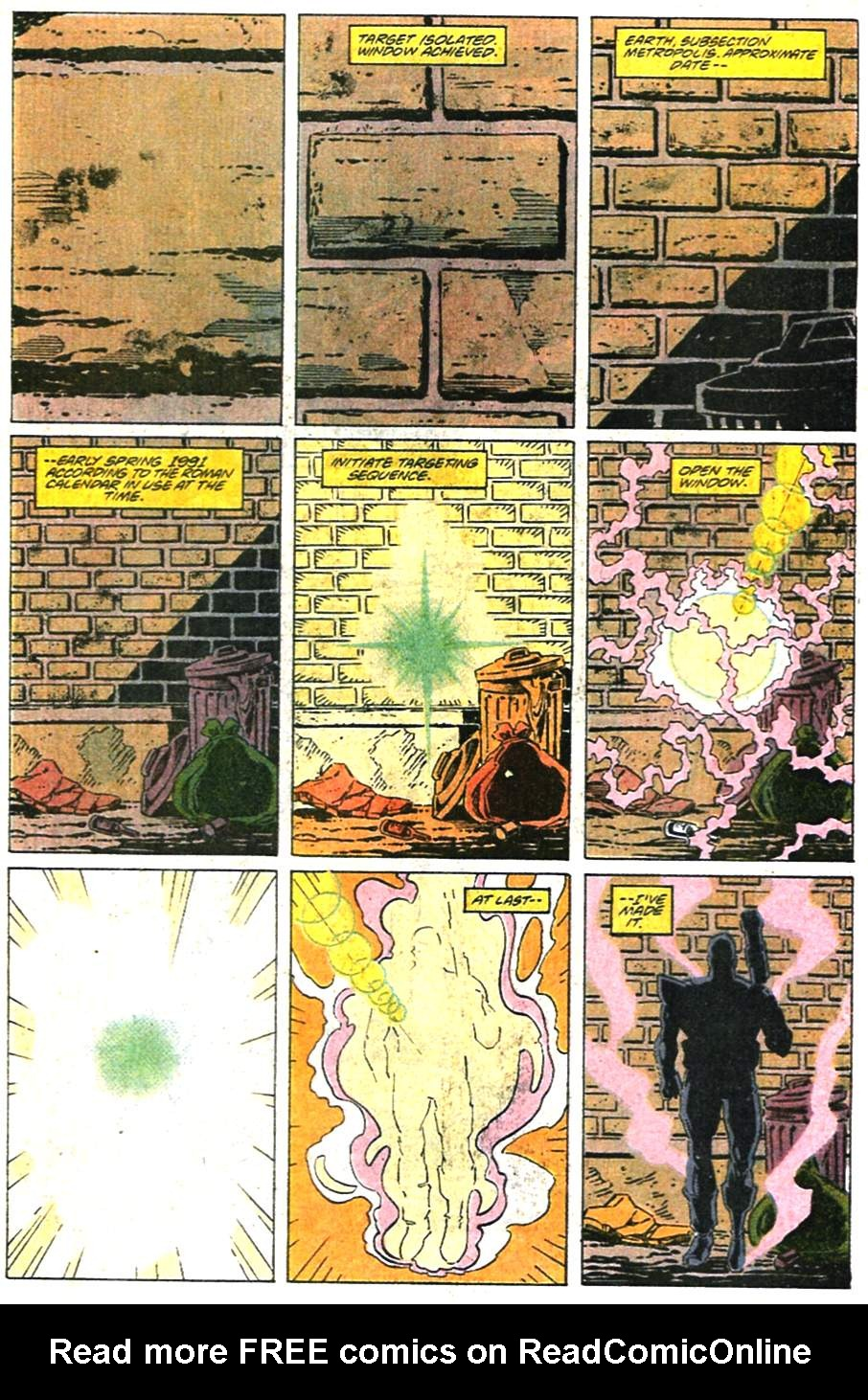 Read online Adventures of Superman (1987) comic -  Issue #476 - 2