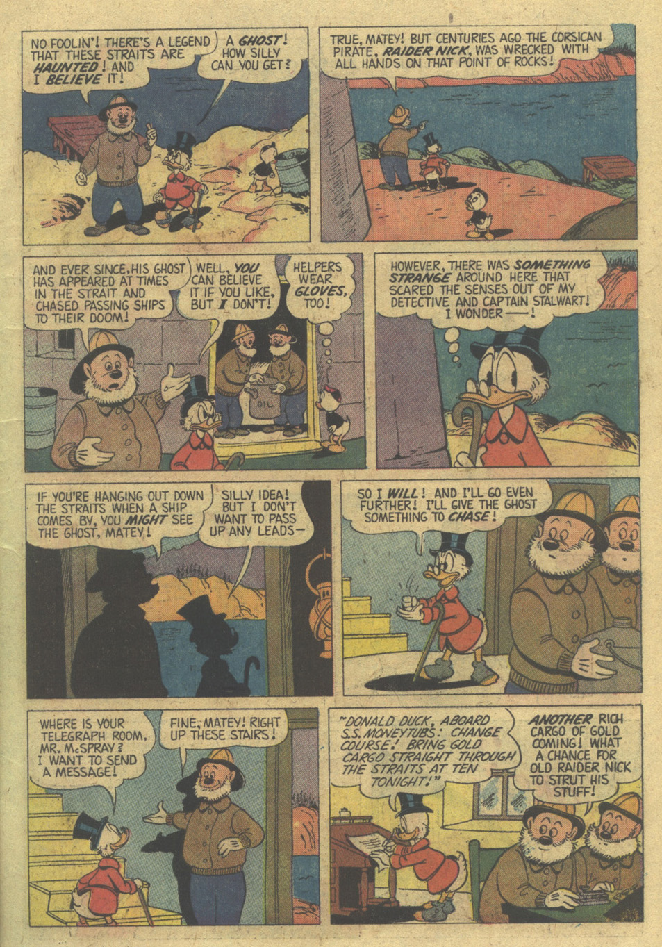 Read online Uncle Scrooge (1953) comic -  Issue #119 - 11