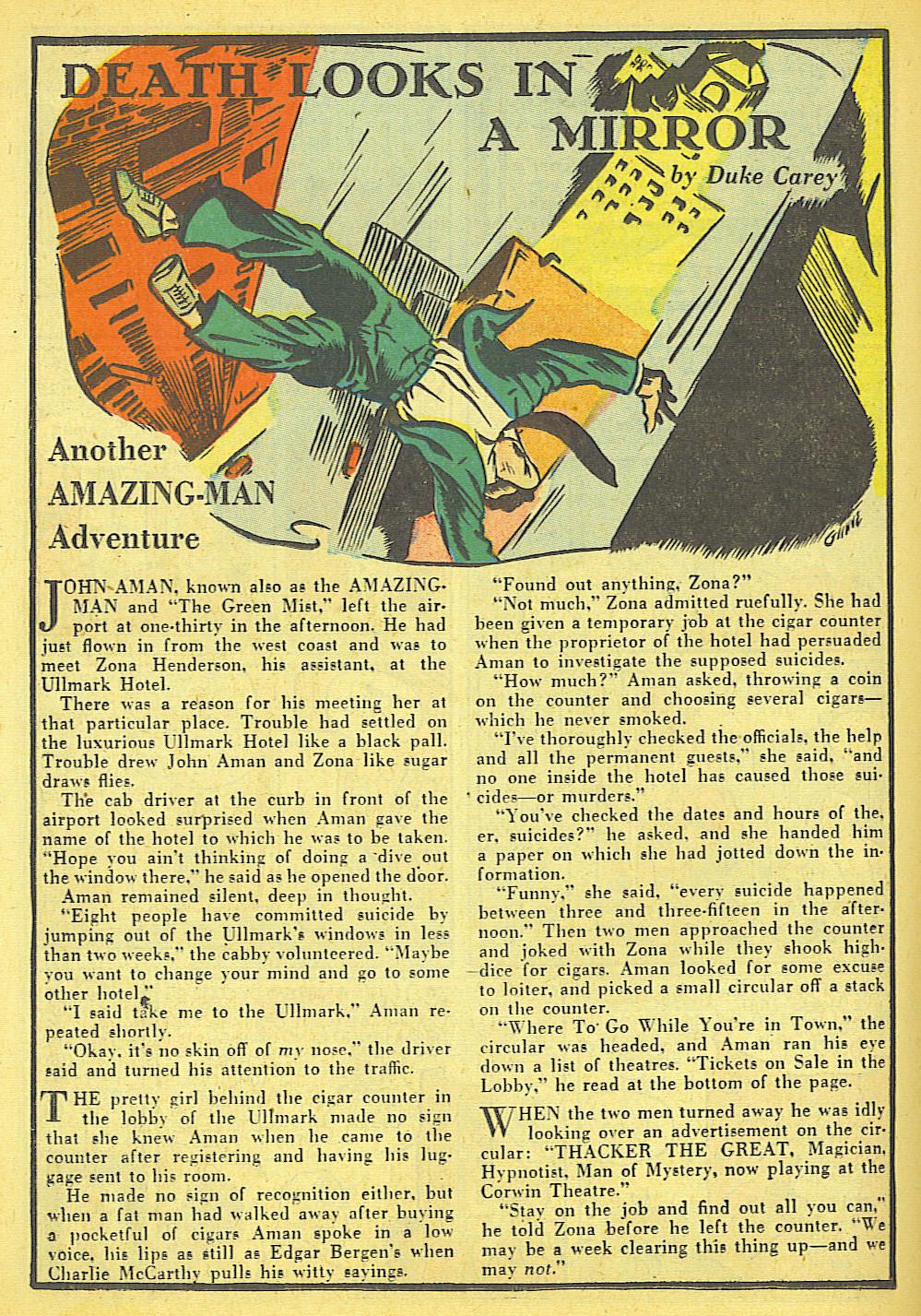 Amazing Man Comics issue 19 - Page 42