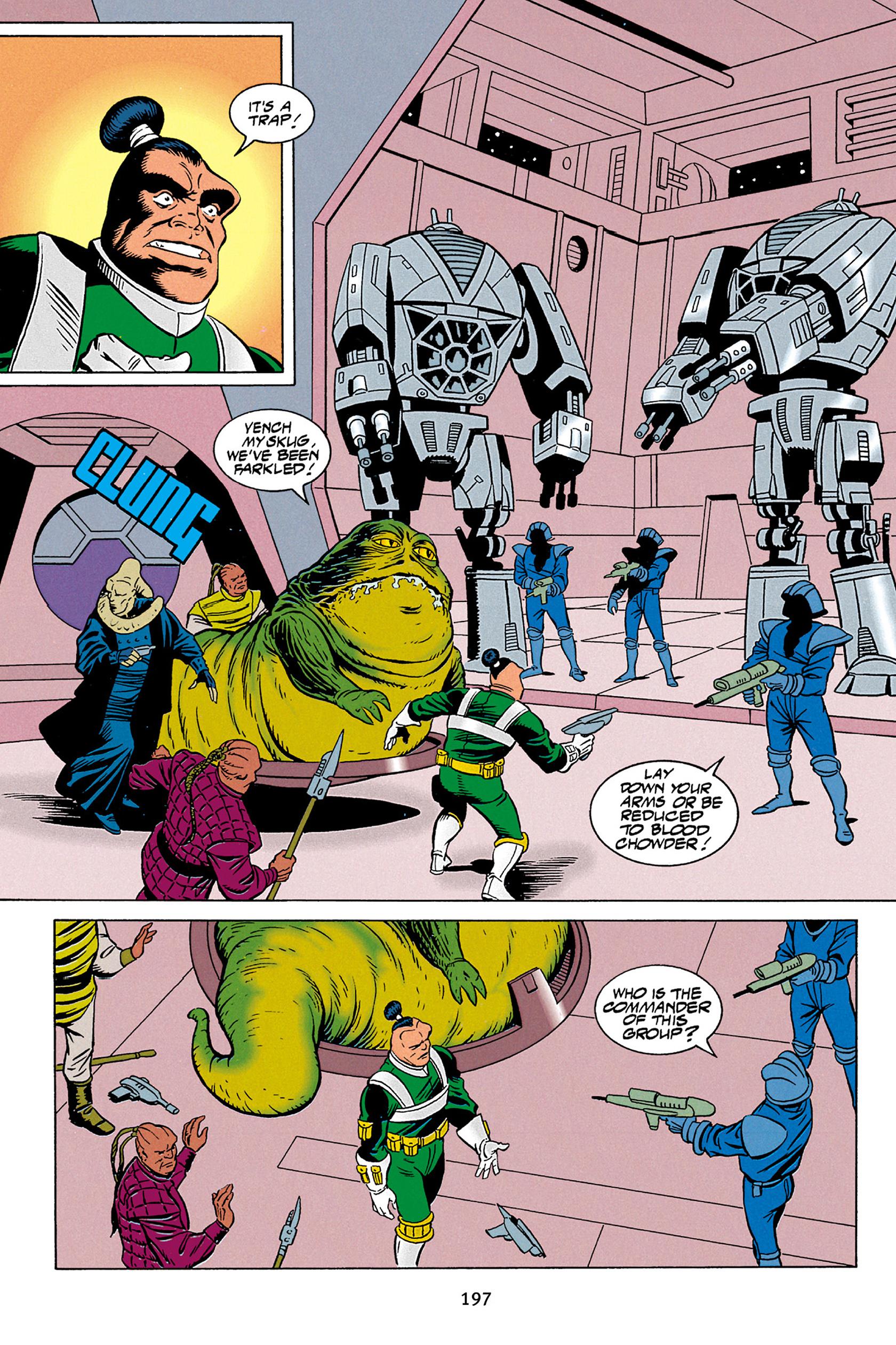 Read online Star Wars Omnibus comic -  Issue # Vol. 30 - 194