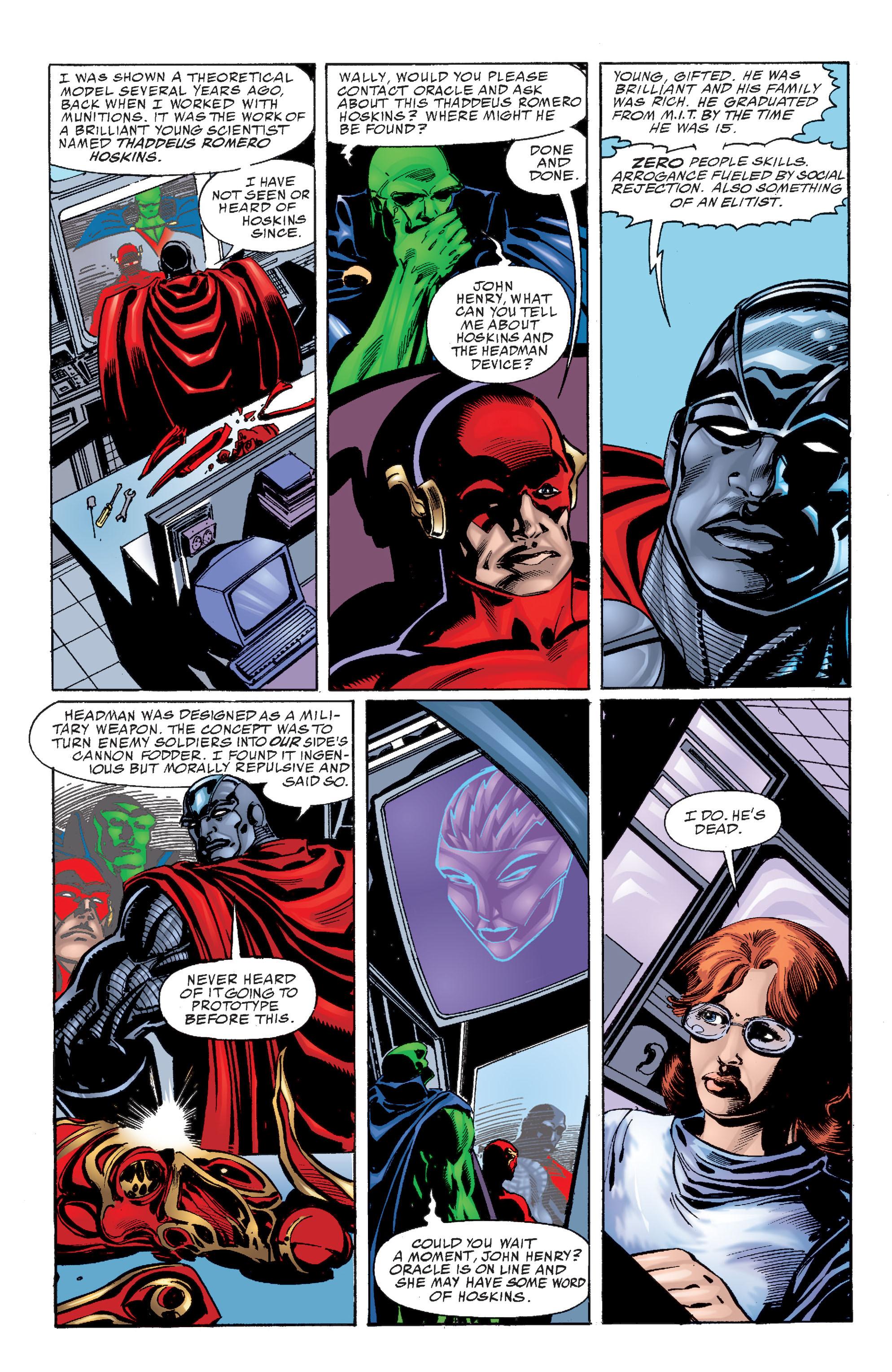 Read online Martian Manhunter: Son of Mars comic -  Issue # TPB - 43
