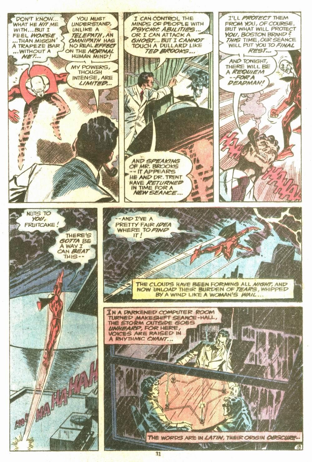 Read online Adventure Comics (1938) comic -  Issue #464 - 31