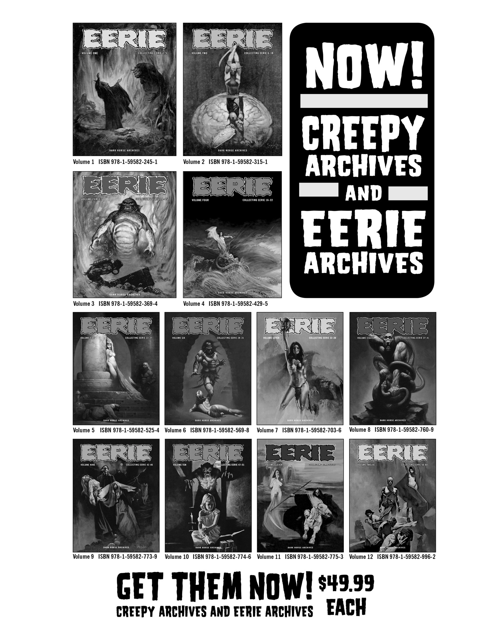 Read online Eerie Archives comic -  Issue # TPB 12 - 272