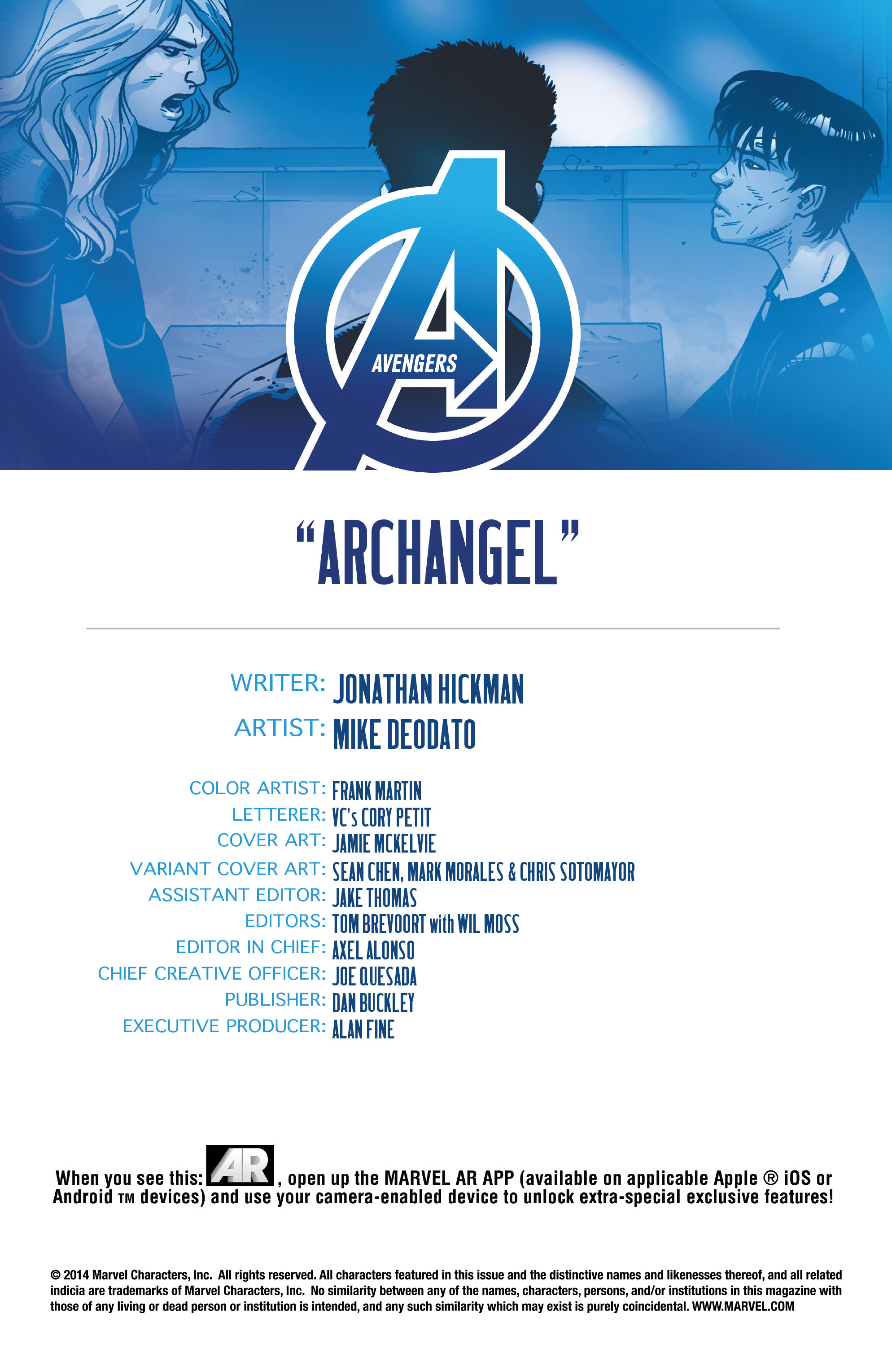 Read online Avengers (2013) comic -  Issue #37 - 4