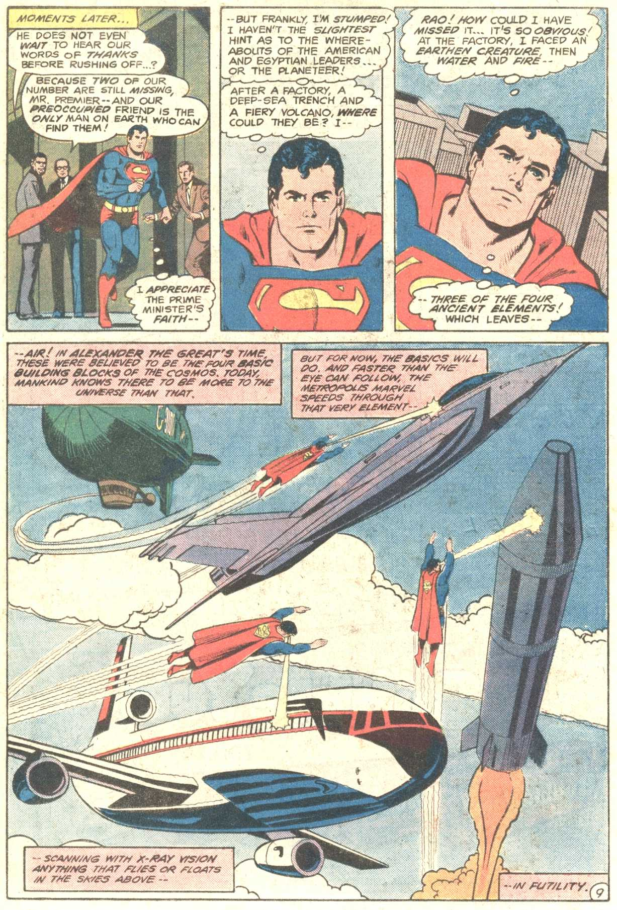 Read online Action Comics (1938) comic -  Issue #547 - 14