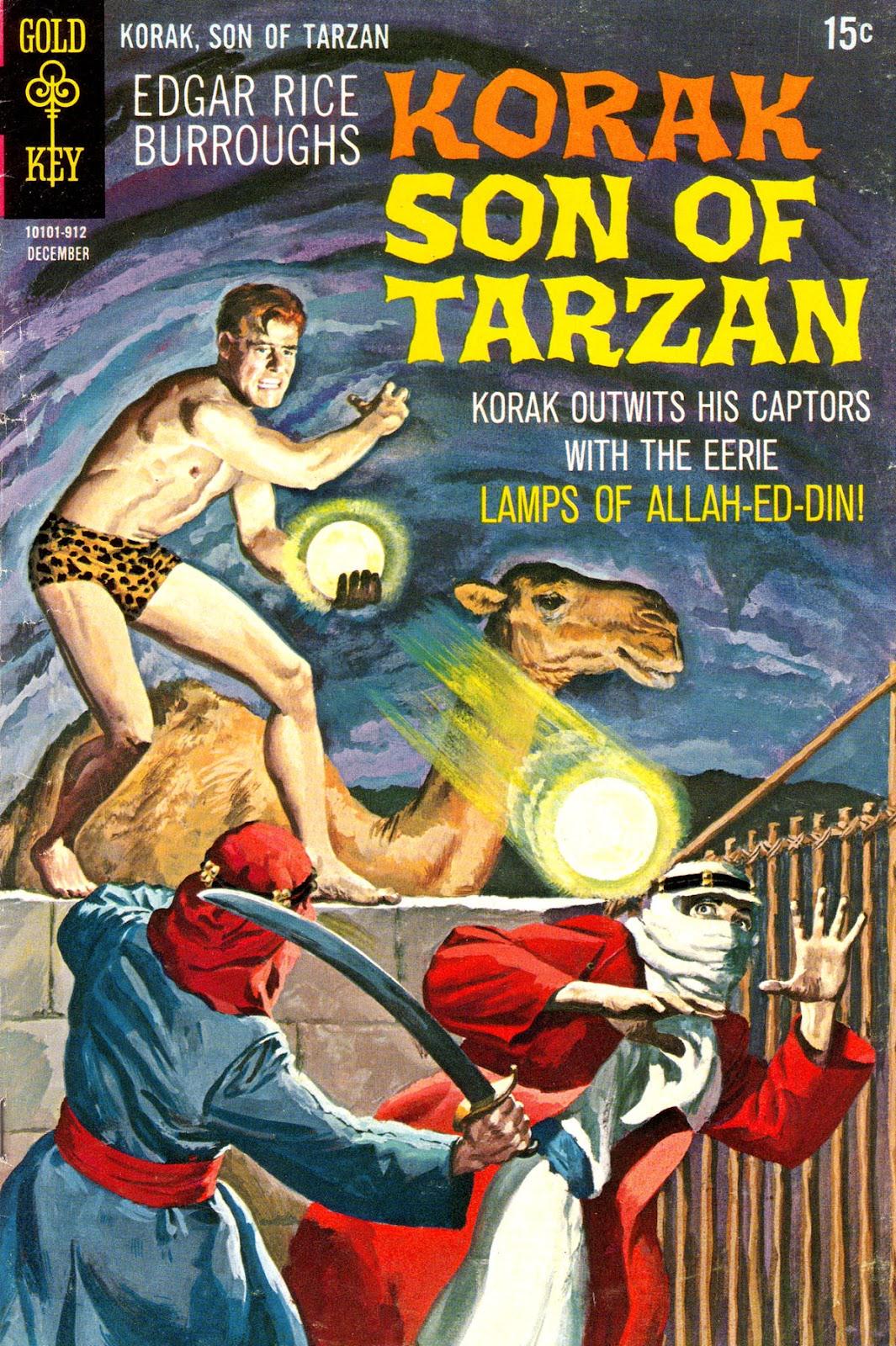 Korak, Son of Tarzan (1964) issue 32 - Page 1