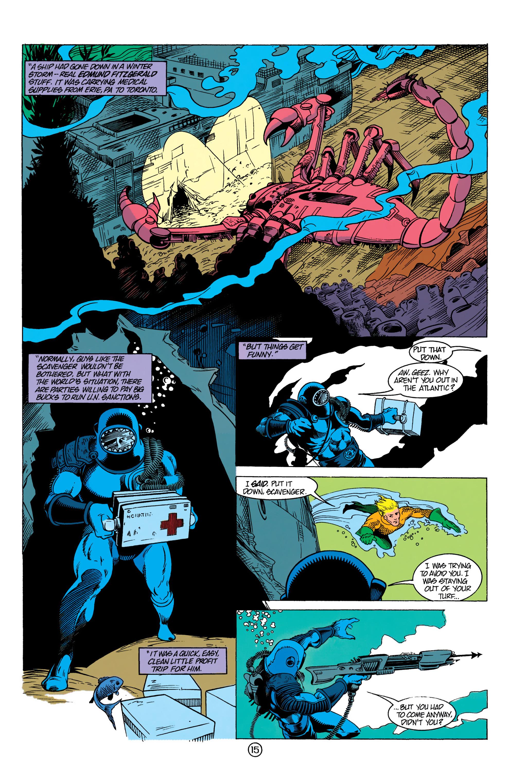 Read online Aquaman (1991) comic -  Issue #13 - 16