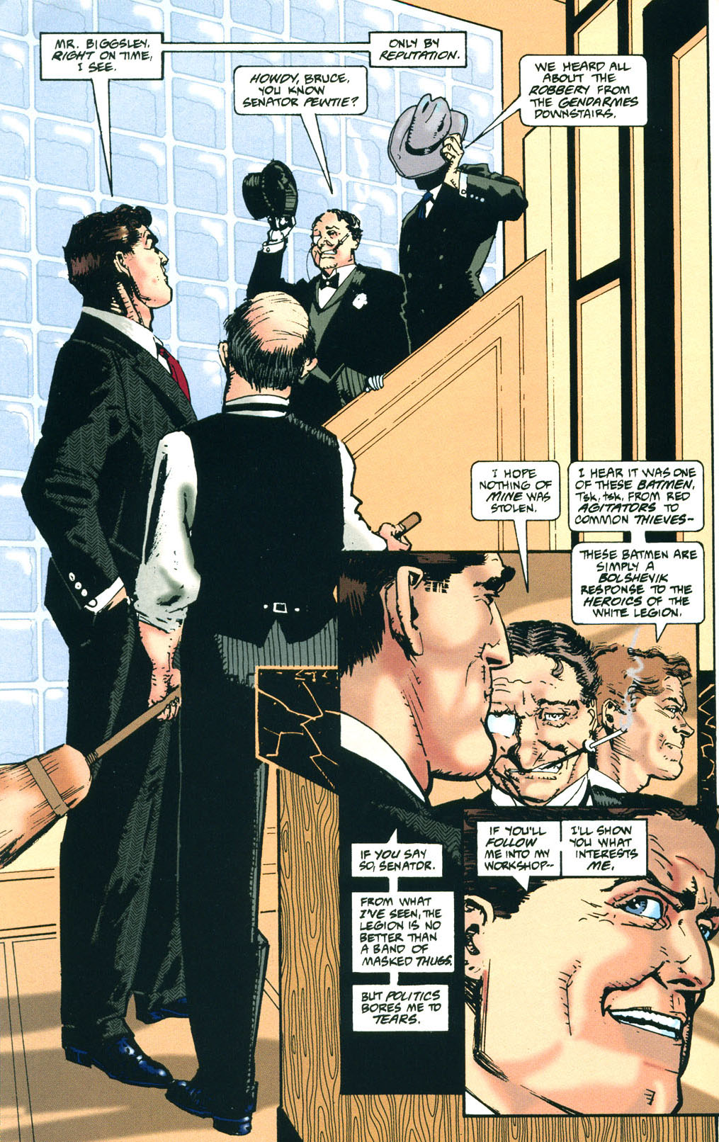 Read online Batman: Dark Allegiances comic -  Issue # Full - 14
