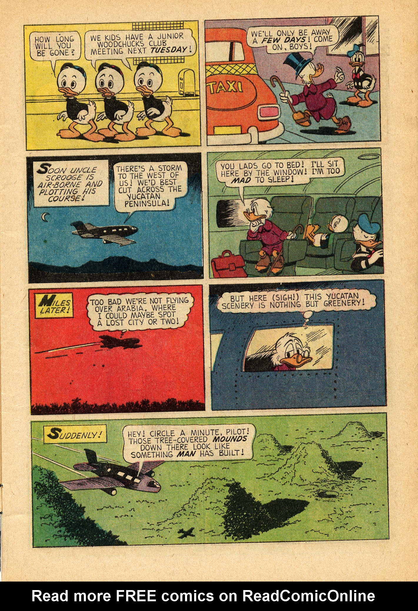 Read online Uncle Scrooge (1953) comic -  Issue #44 - 5