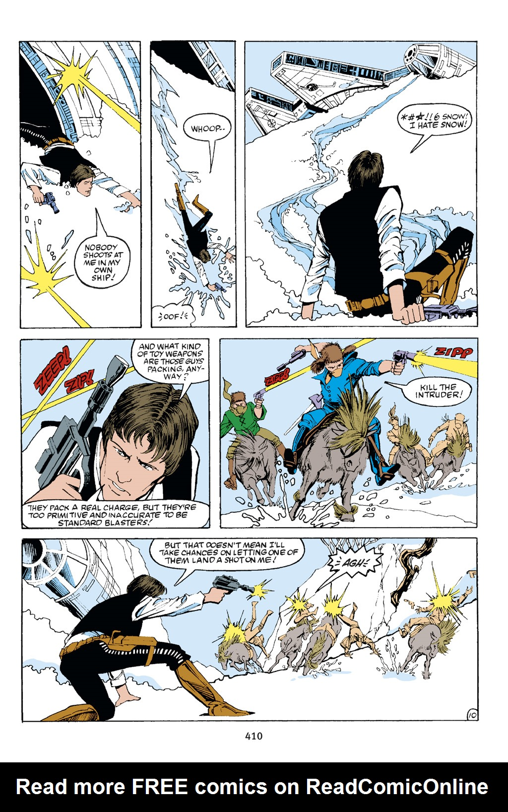 Read online Star Wars Omnibus comic -  Issue # Vol. 21.5 - 137