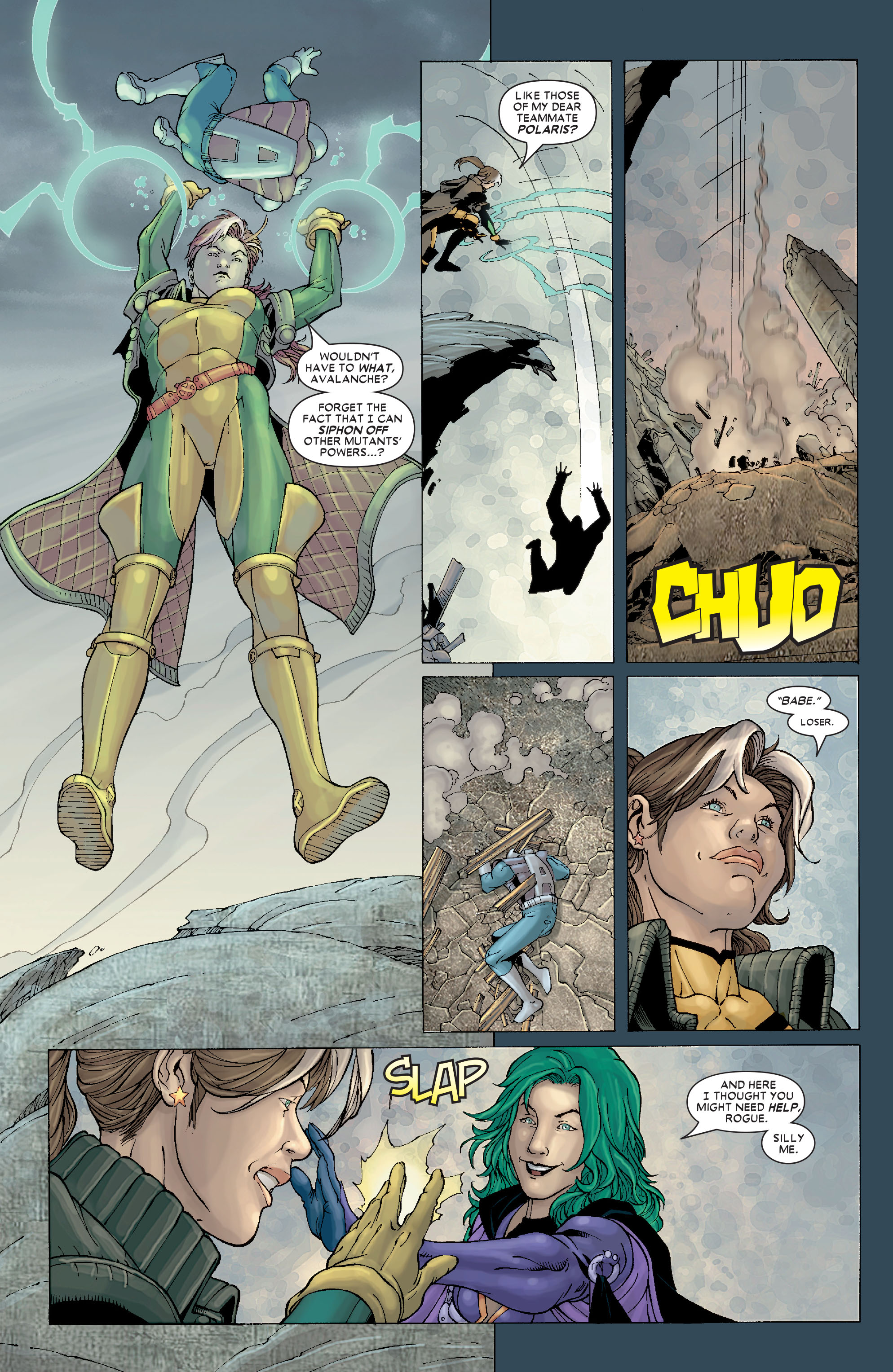 X-Men (1991) 161 Page 7