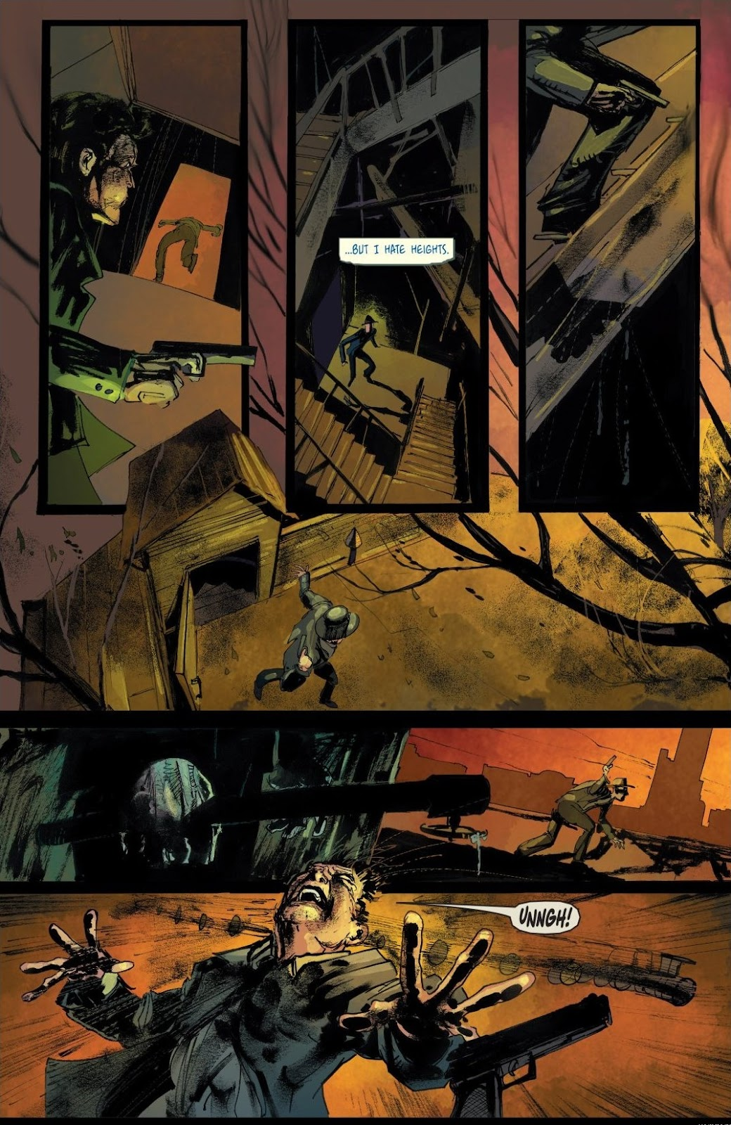 Read online Trick 'r Treat: Days of the Dead comic -  Issue # TPB - 93