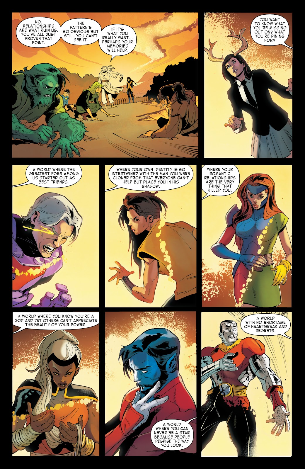 Read online Age of X-Man Omega comic -  Issue # Full - 22