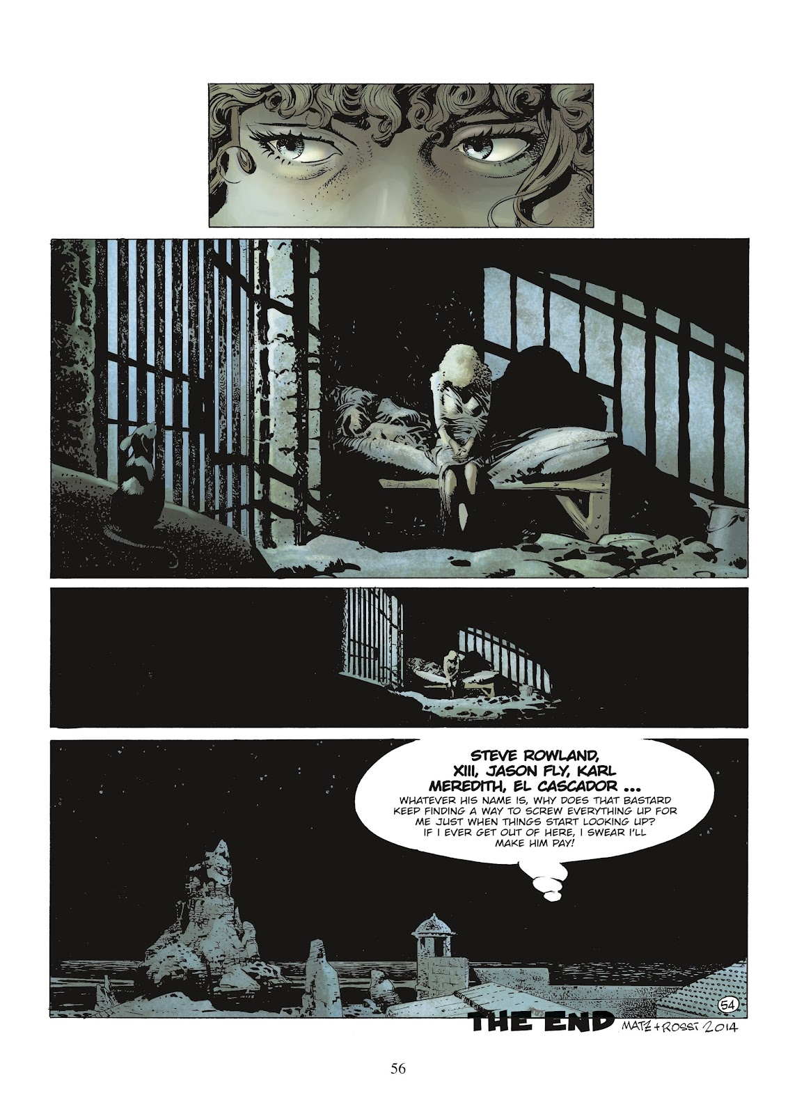 XIII Mystery issue 9 - Page 58