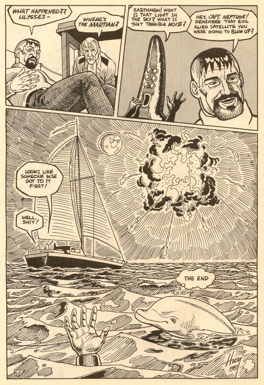 Commies from Mars: The Red Planet issue 6 - Page 25