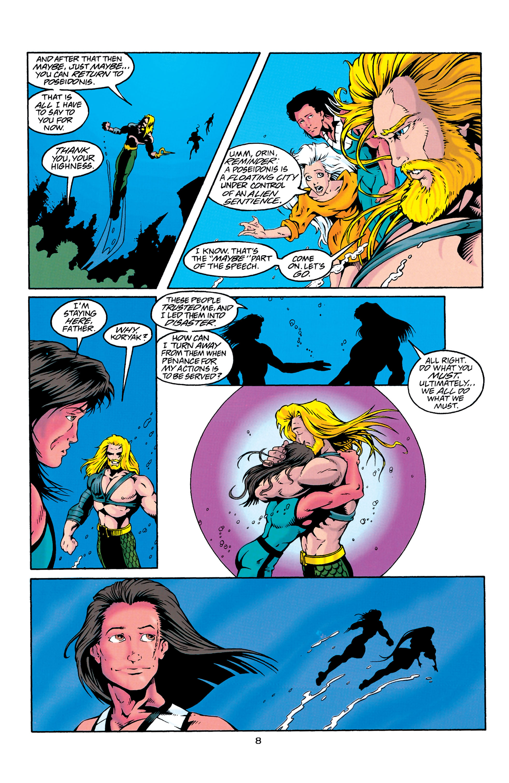 Read online Aquaman (1994) comic -  Issue #27 - 9