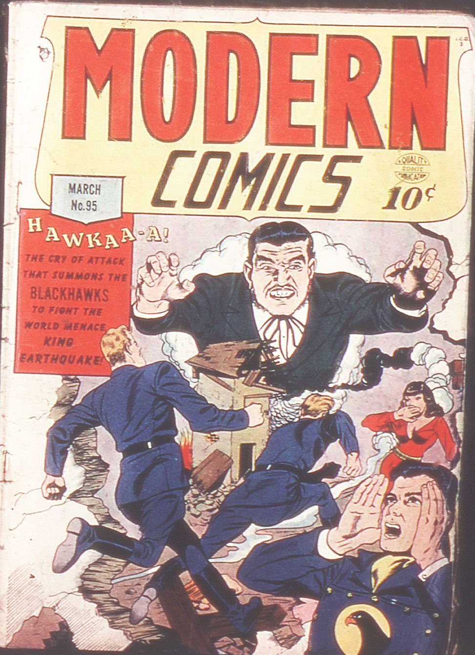 Modern Comics 95 Page 1