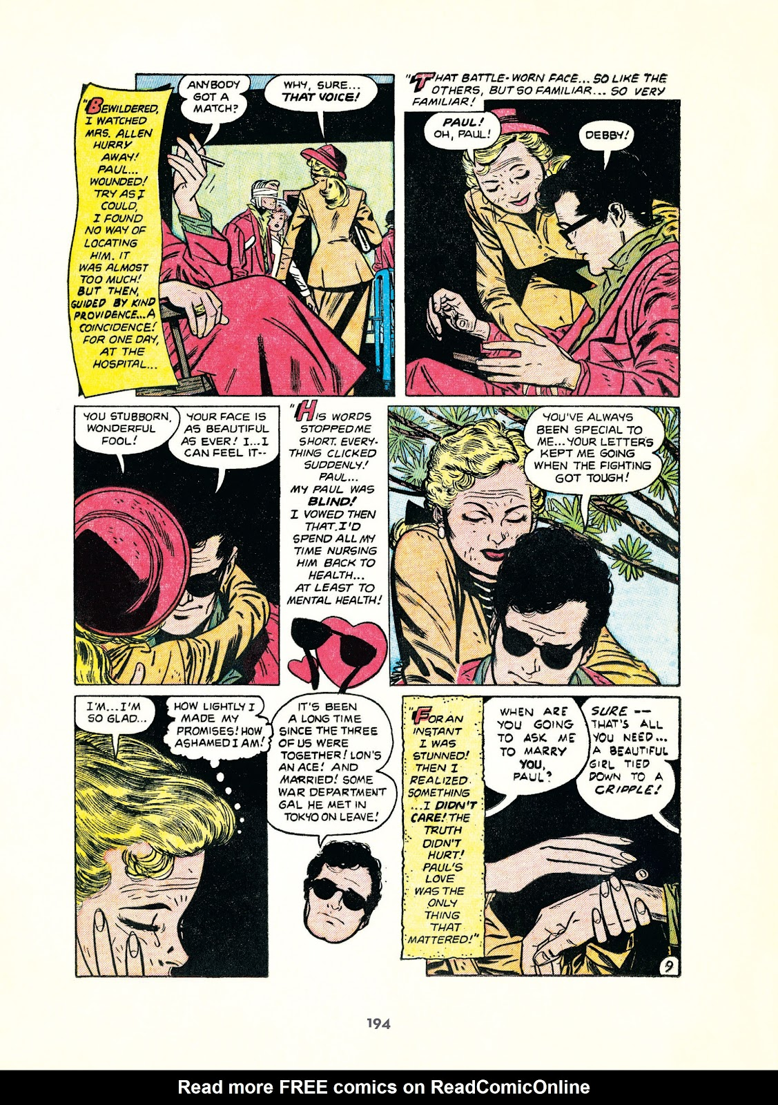 Read online Setting the Standard: Comics by Alex Toth 1952-1954 comic -  Issue # TPB (Part 2) - 95