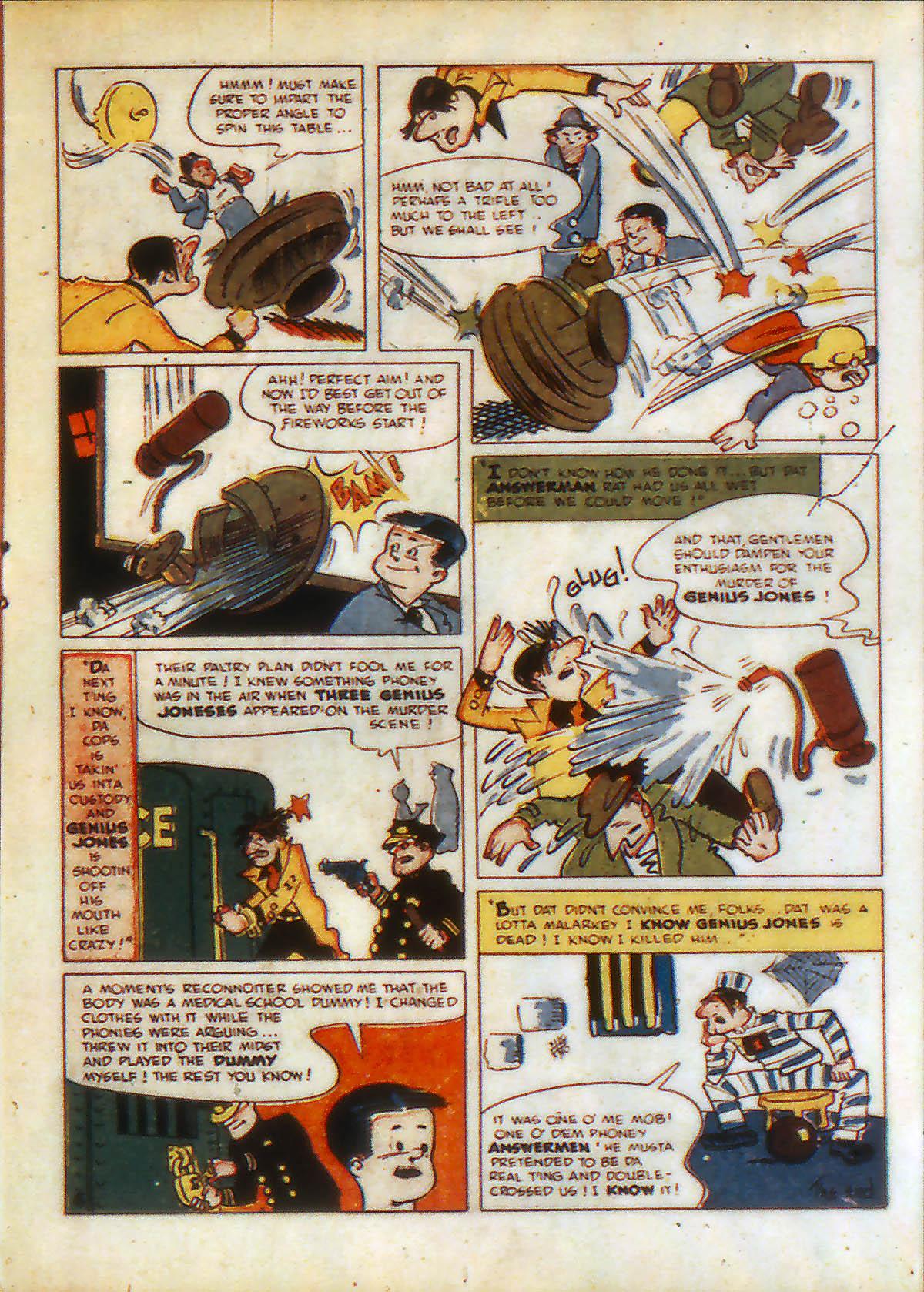 Read online Adventure Comics (1938) comic -  Issue #88 - 19