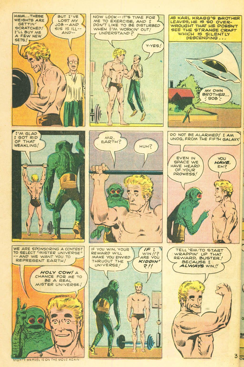 Read online Uncanny X-Men (1963) comic -  Issue #87 - 32