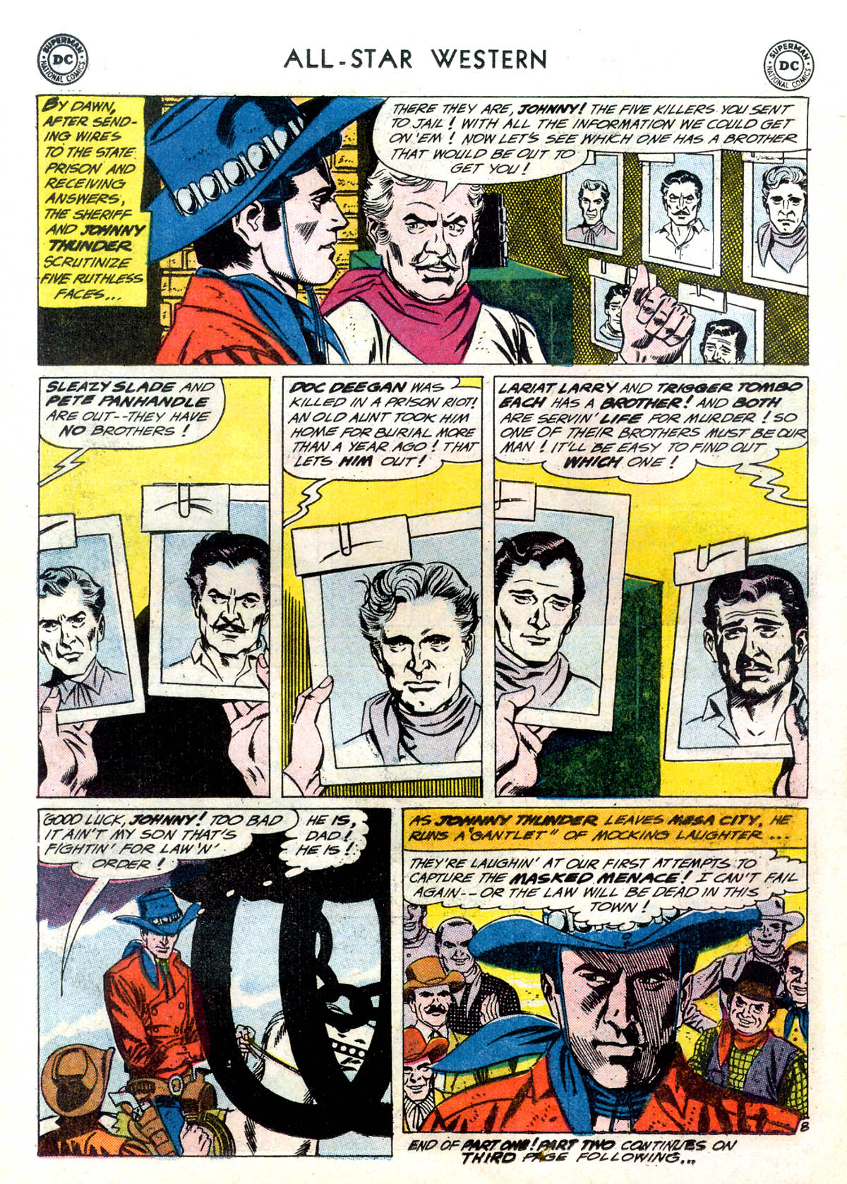 Read online All-Star Western (1951) comic -  Issue #116 - 10