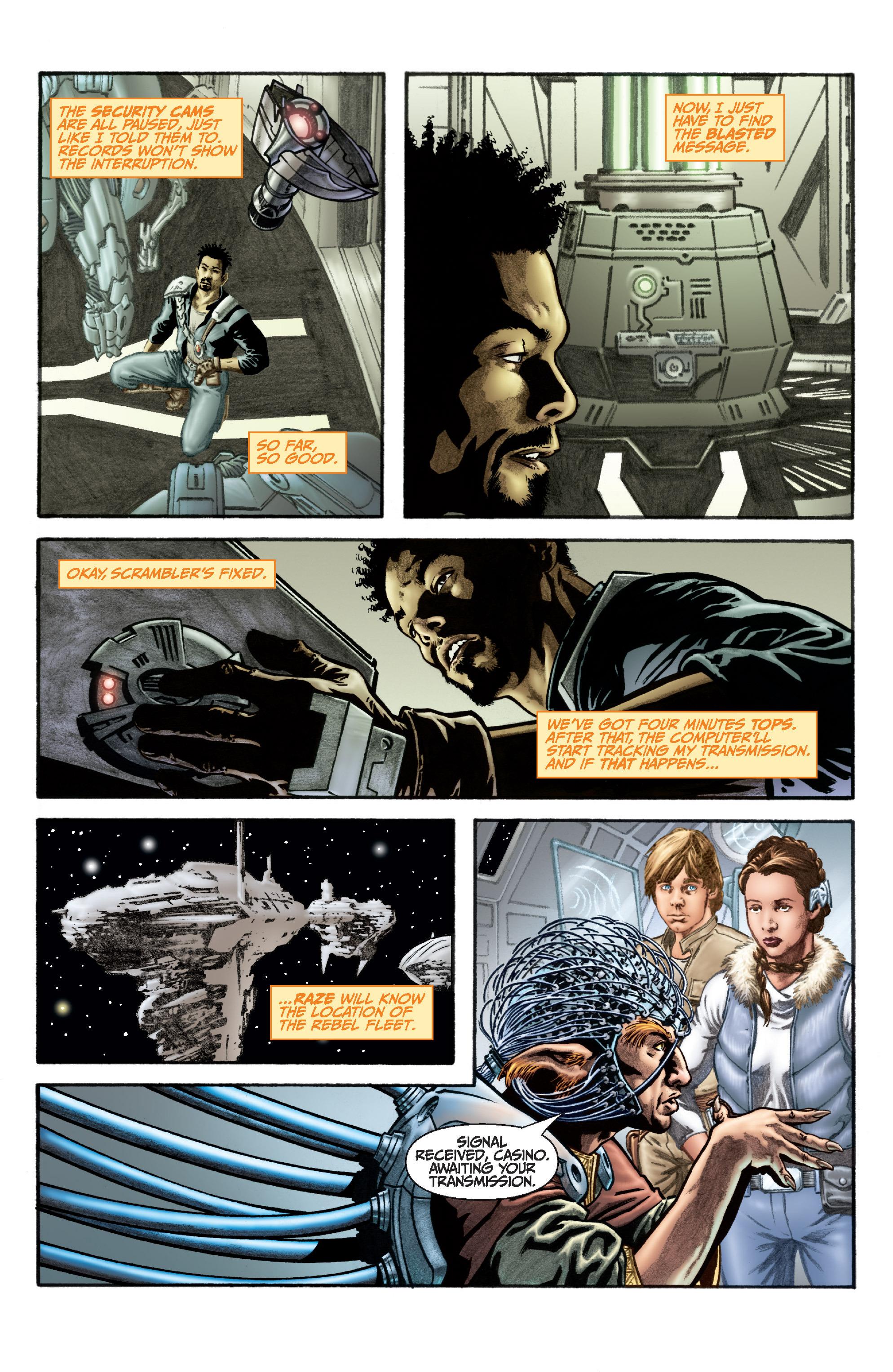 Read online Star Wars Omnibus comic -  Issue # Vol. 22 - 377
