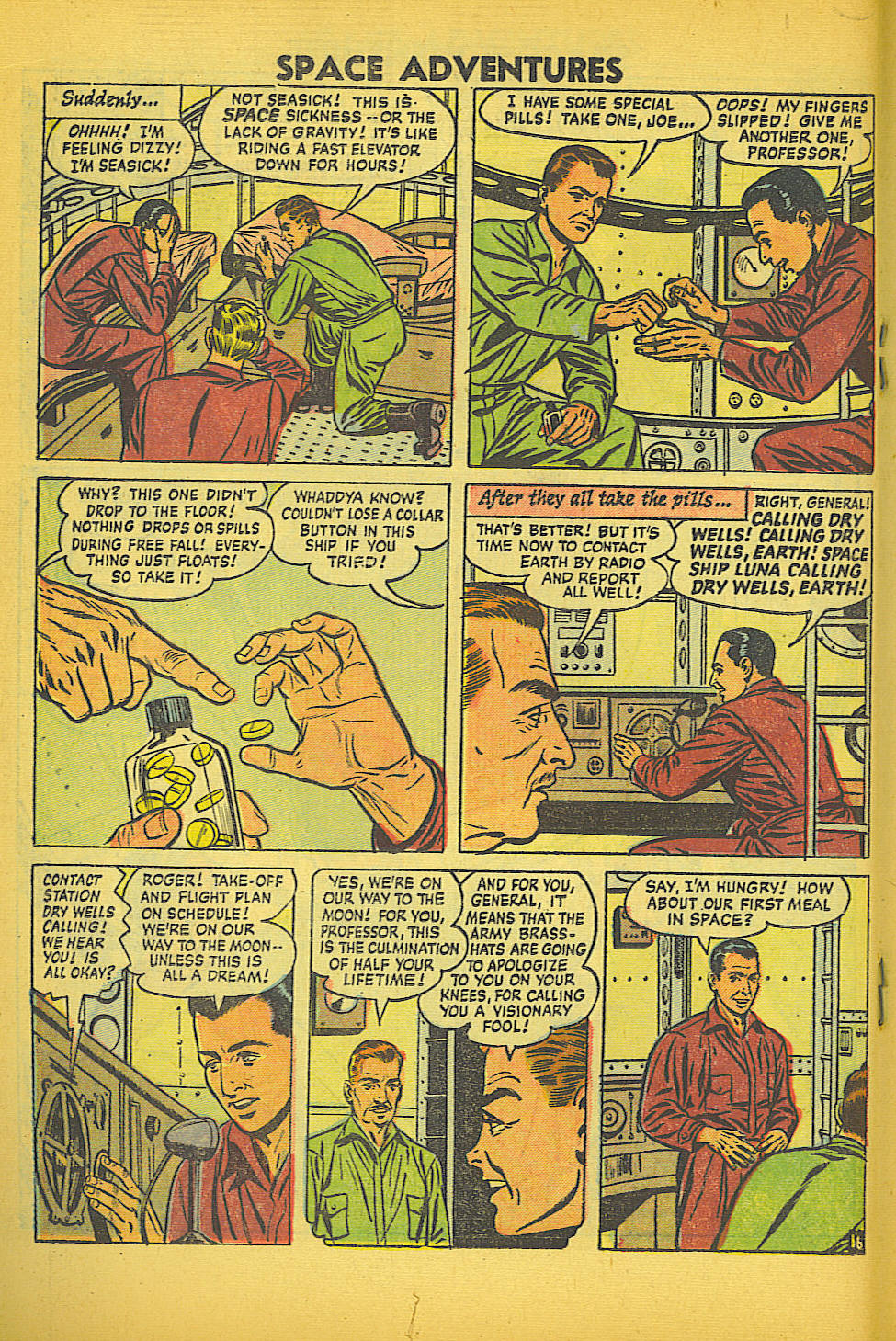 Space Adventures (1952) issue 20 - Page 18