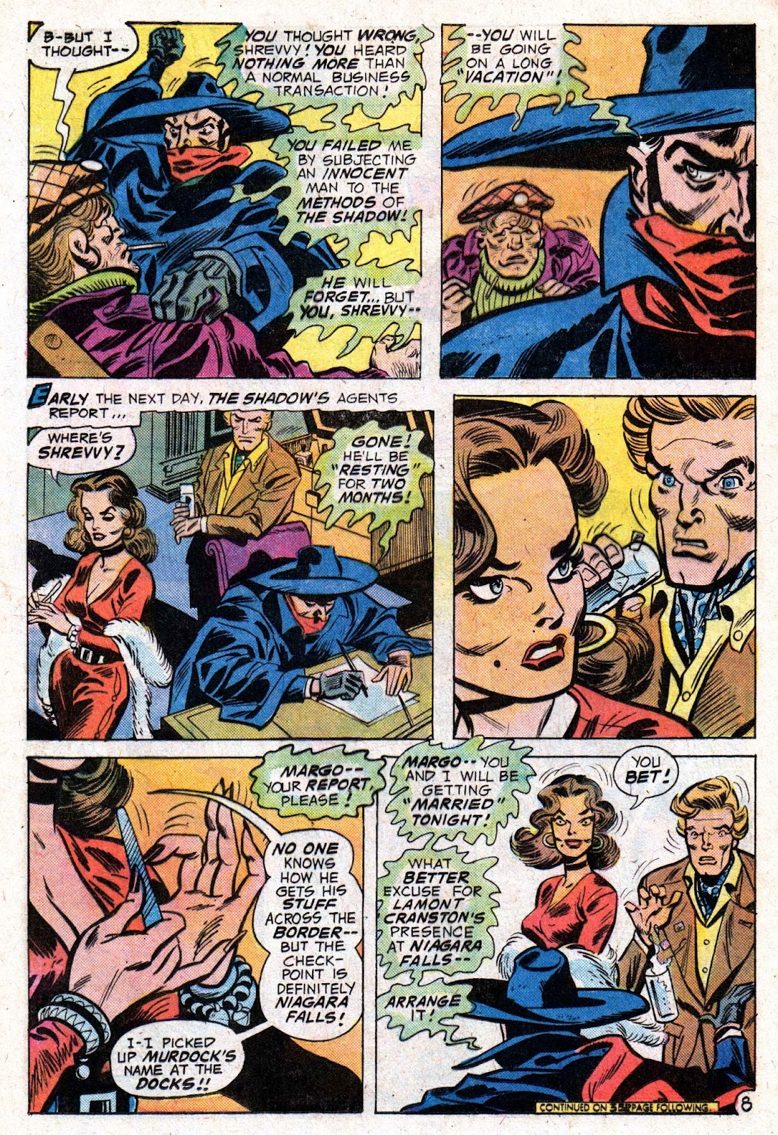 The Shadow (1973) issue 9 - Page 12