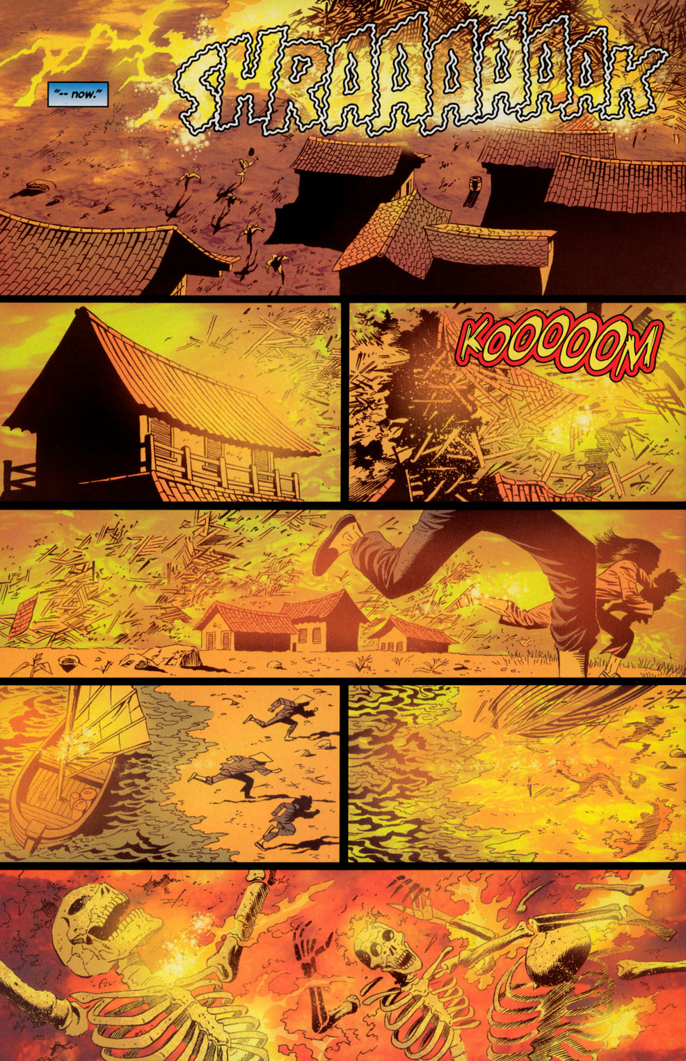Read online Shang-Chi: Master of Kung Fu comic -  Issue #4 - 7